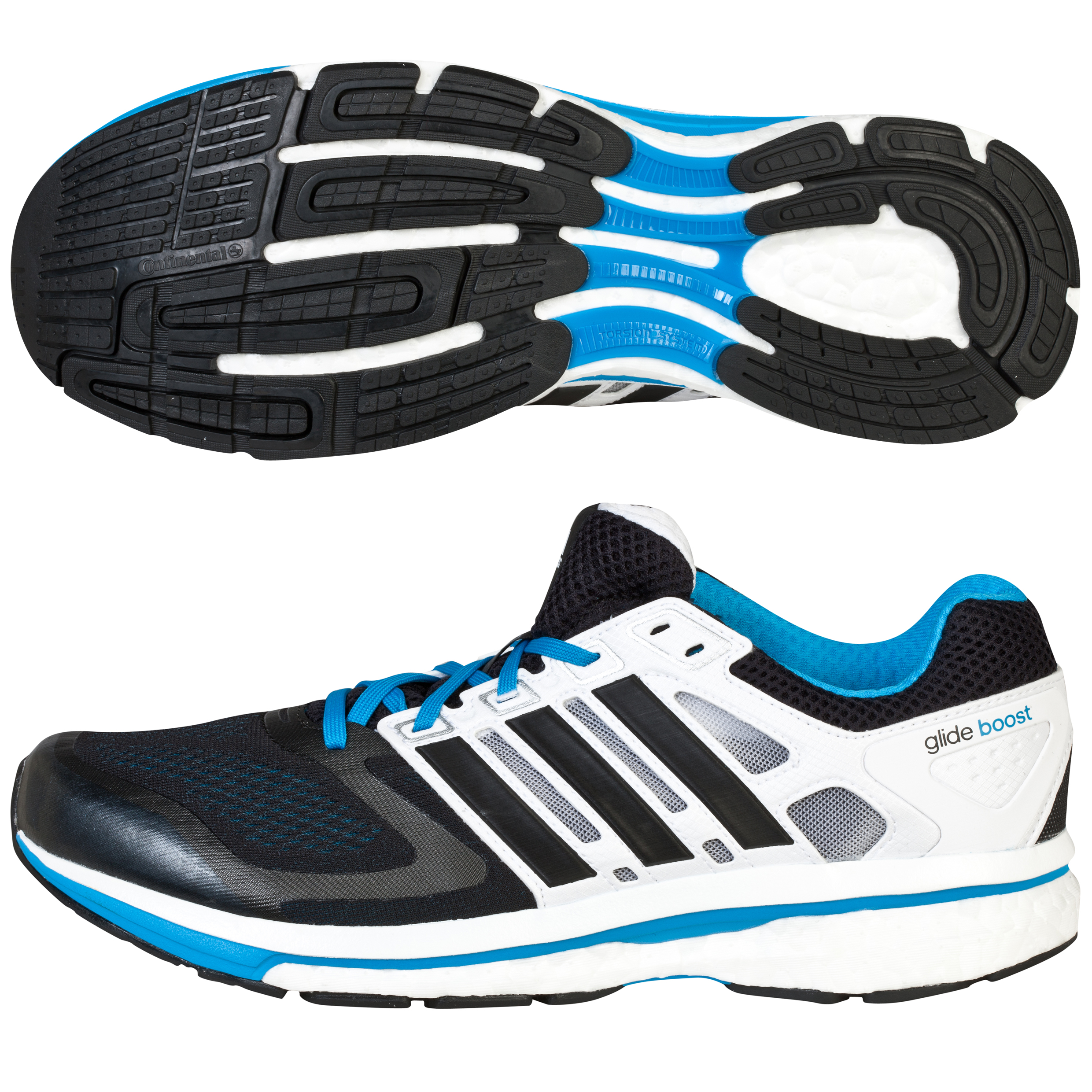 Adidas Supernova Glide 6 M Boost Black