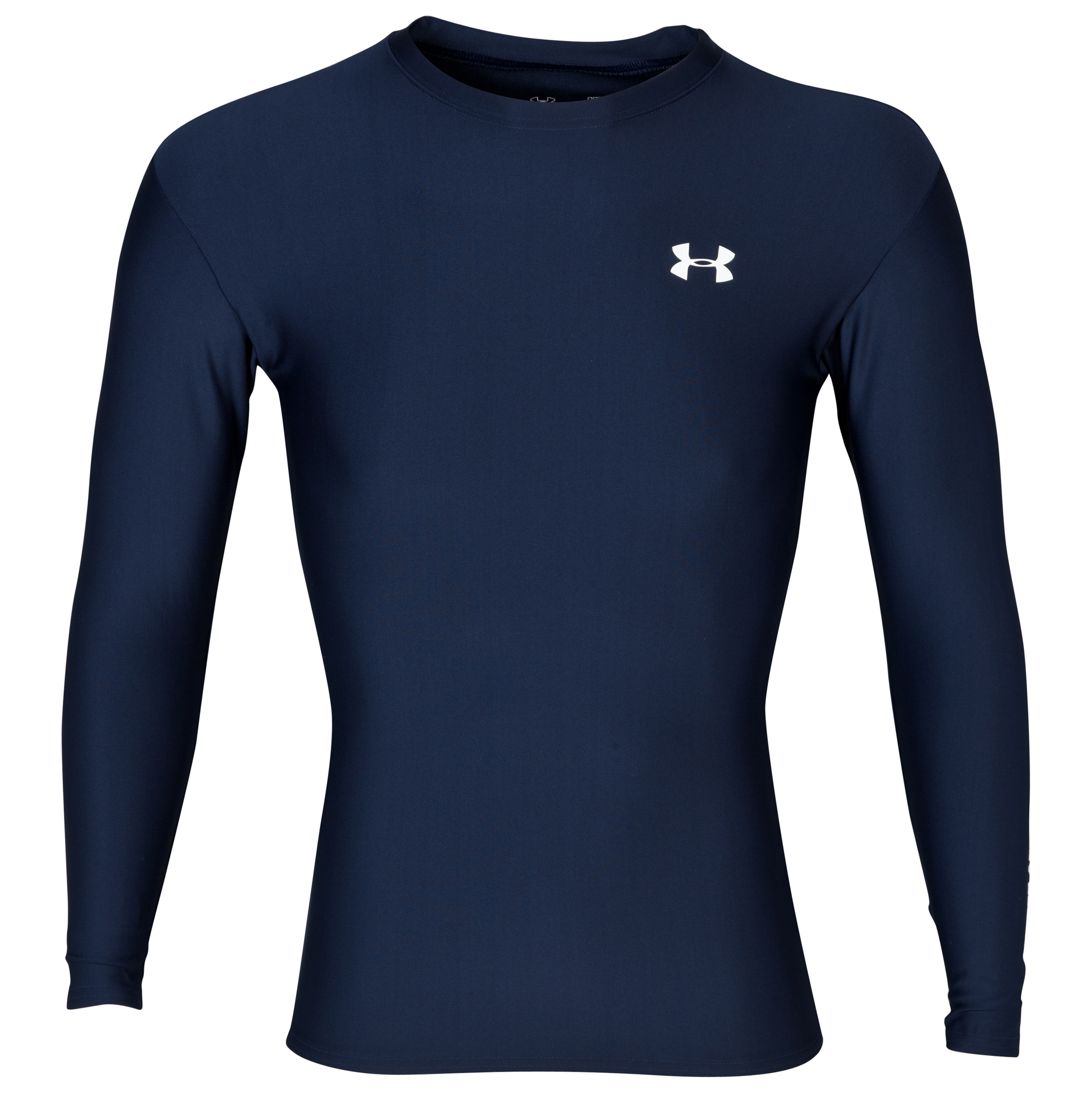 Under Armour Evo Coldgear crew 11 Base Layer Top - Long Sleeve Navy
