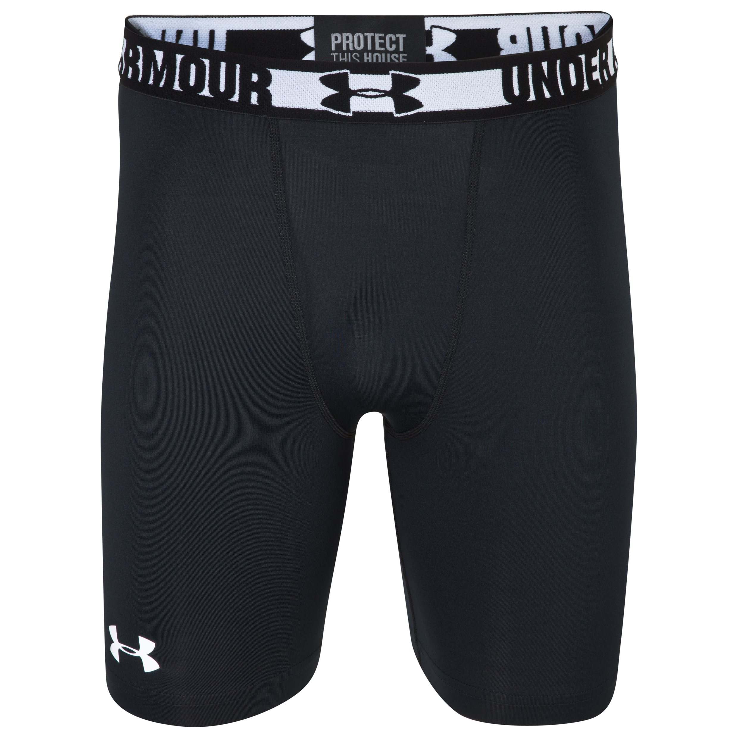 Under Armour Heatgear Sonic Base Layer Shorts Black