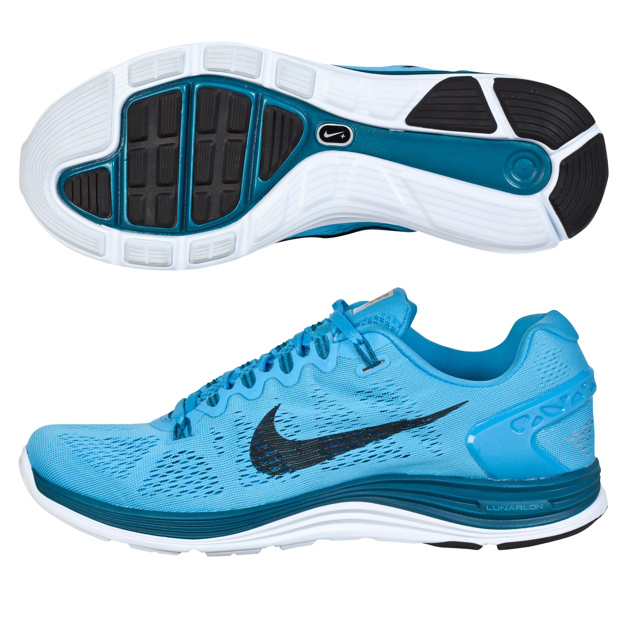 Nike Lunarglide 5 Trainer Blue