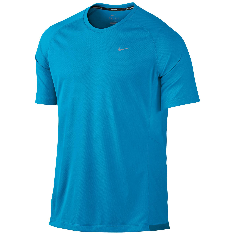 Nike Miler SS UV Tee Blue