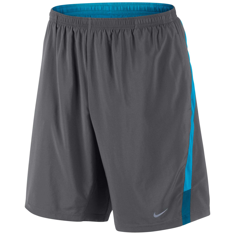 Nike 9 Distance Short Dk Grey