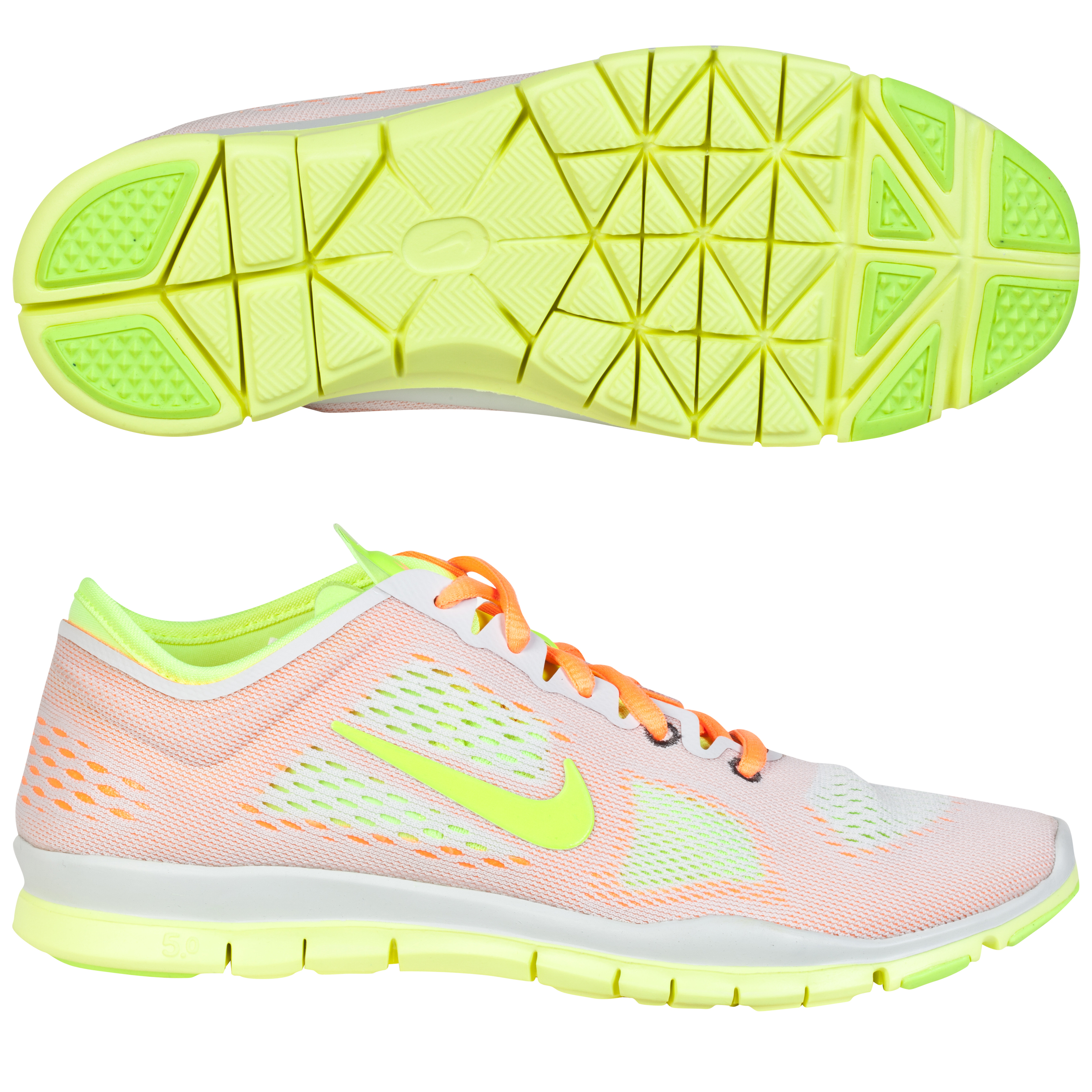 Nike Free TR FIT 4 Trainer Womens Lt Grey