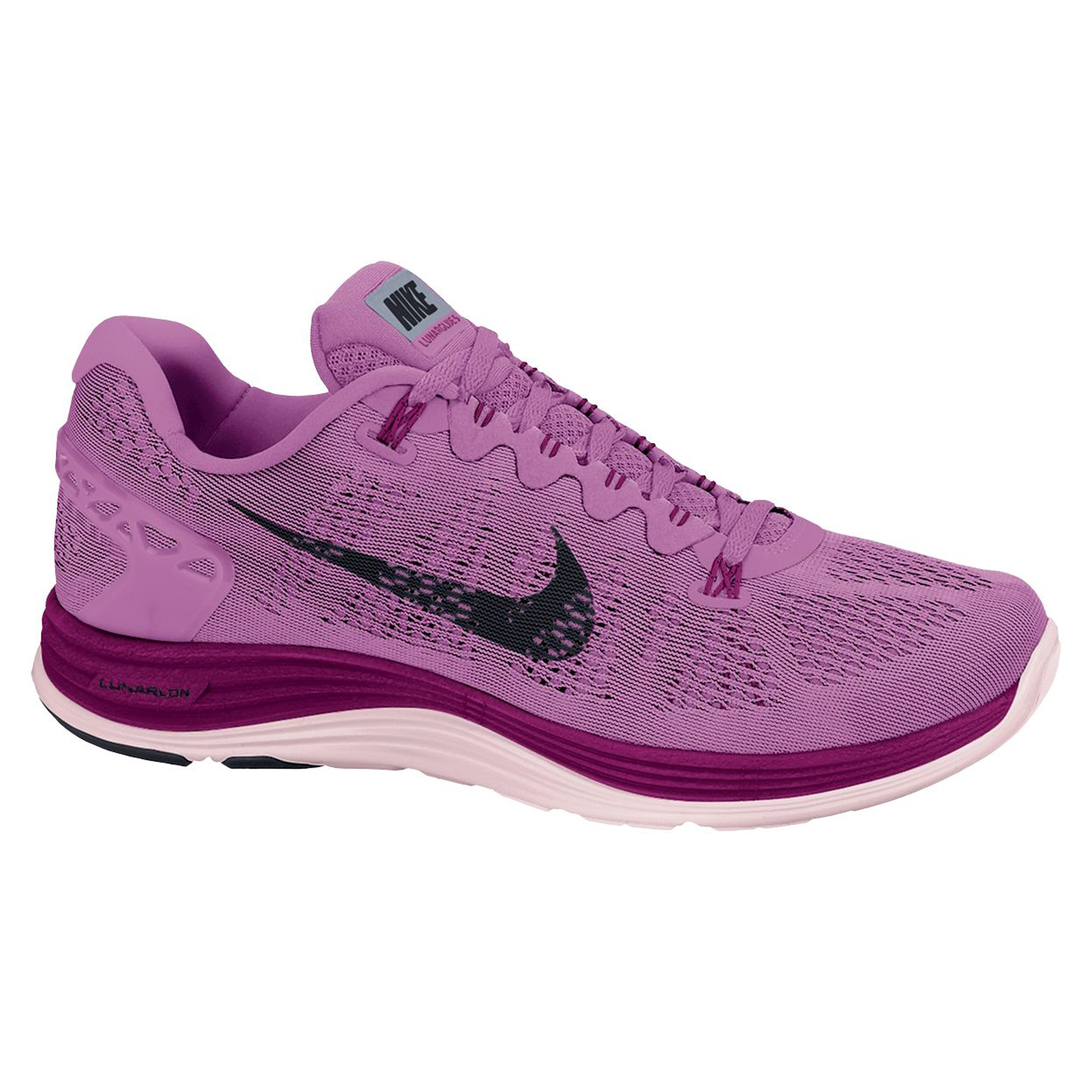 Nike Lunarglide 5 Trainer Womens Red