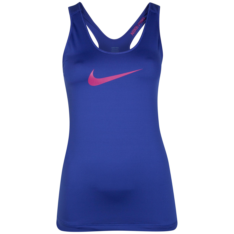 Nike Pro Tank Womens Navy