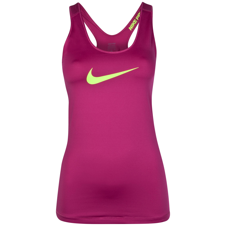 Nike Pro Tank Womens Purple