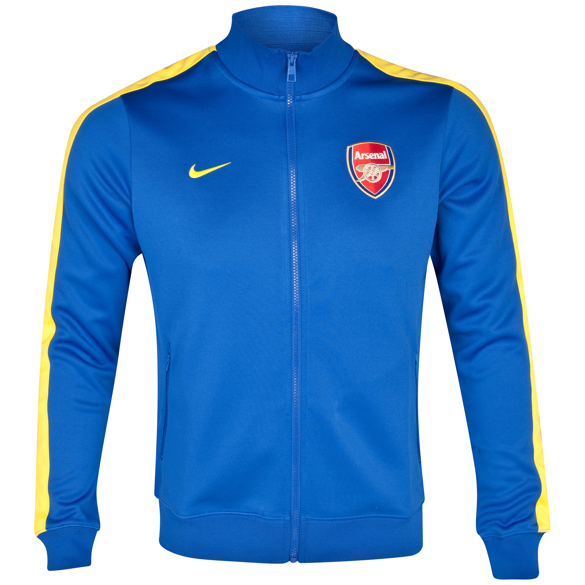 Arsenal Authentic N98 Track Jacket Blue