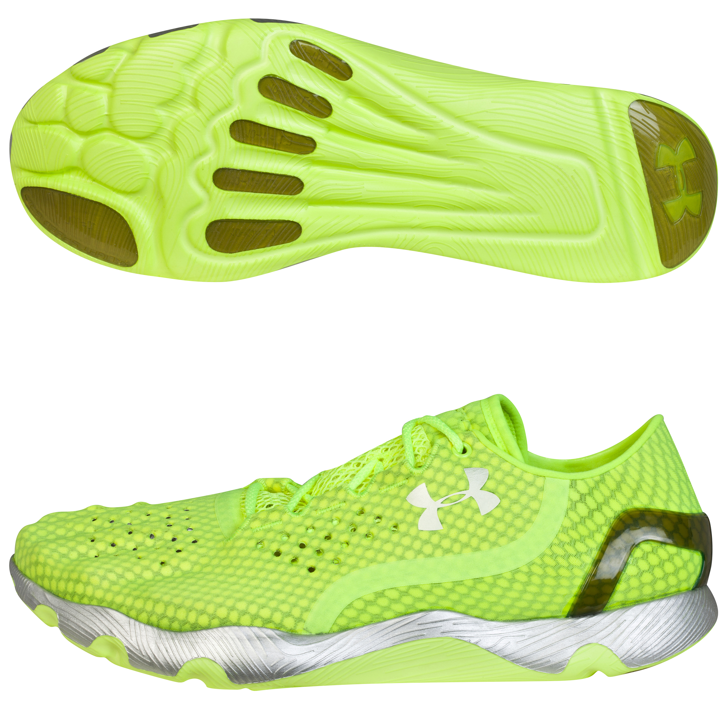 Under Armour Speedform RC Yellow