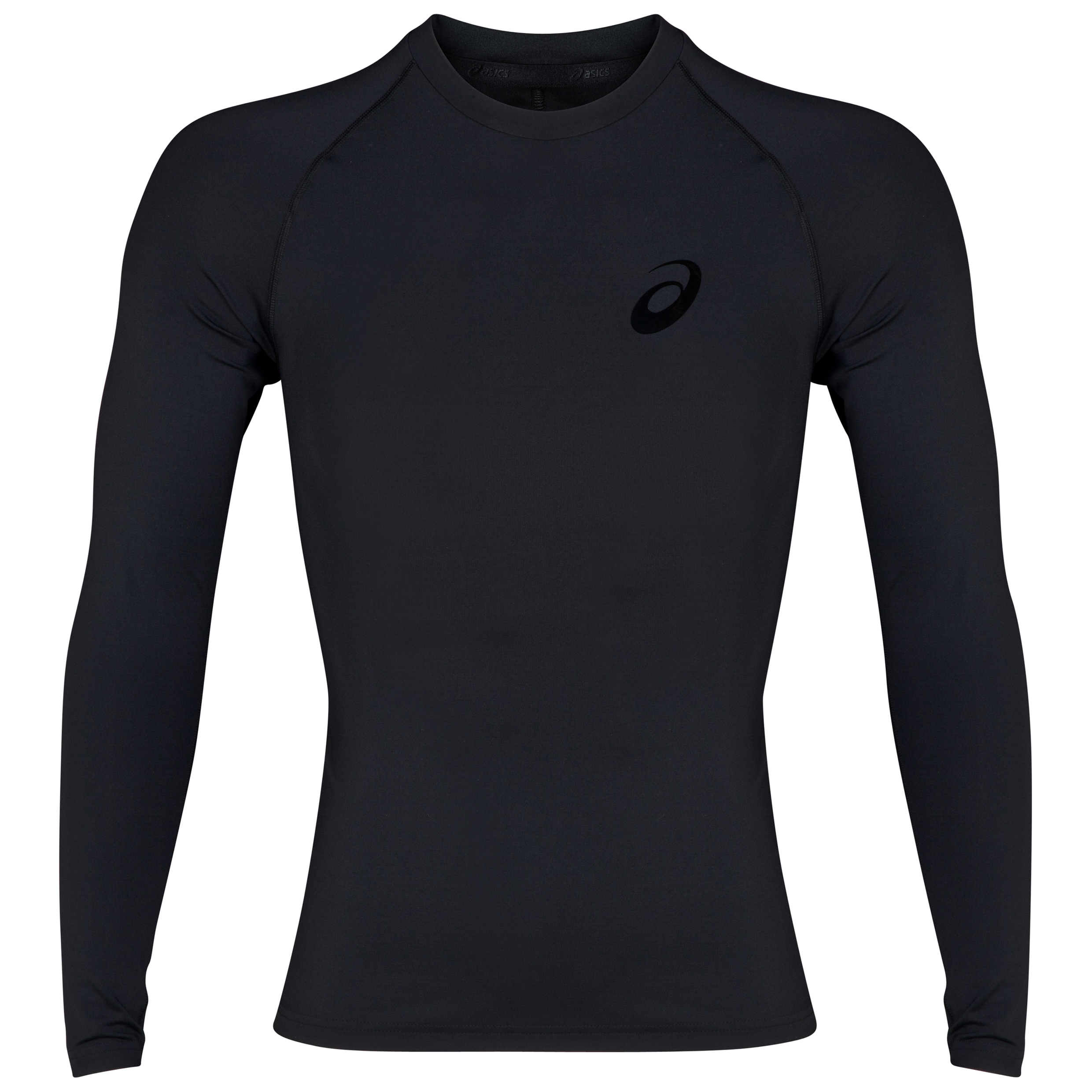 Asics Inner Muscle Long Sleeve Top Black