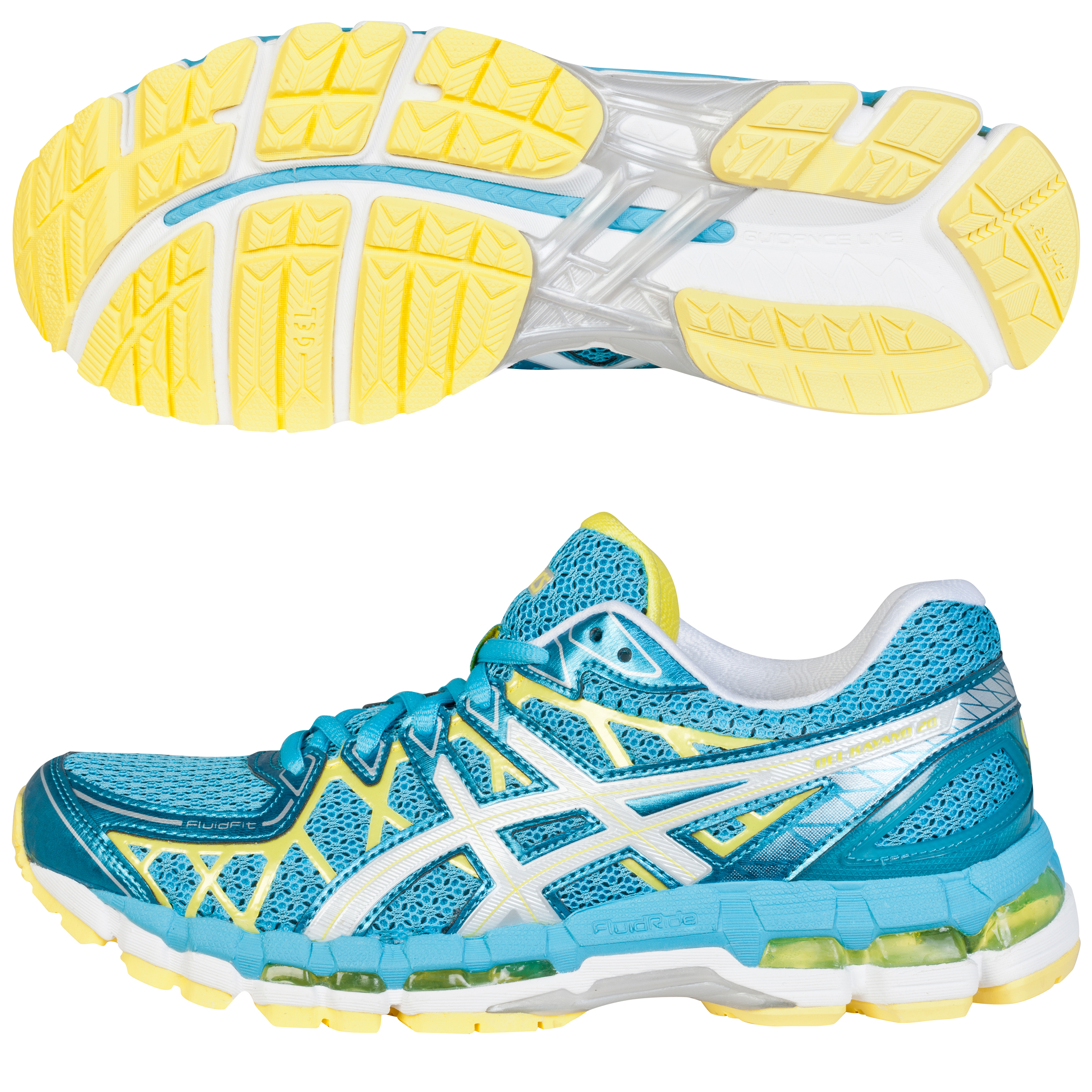 Asics Gel Kayano 20 Lt Blue