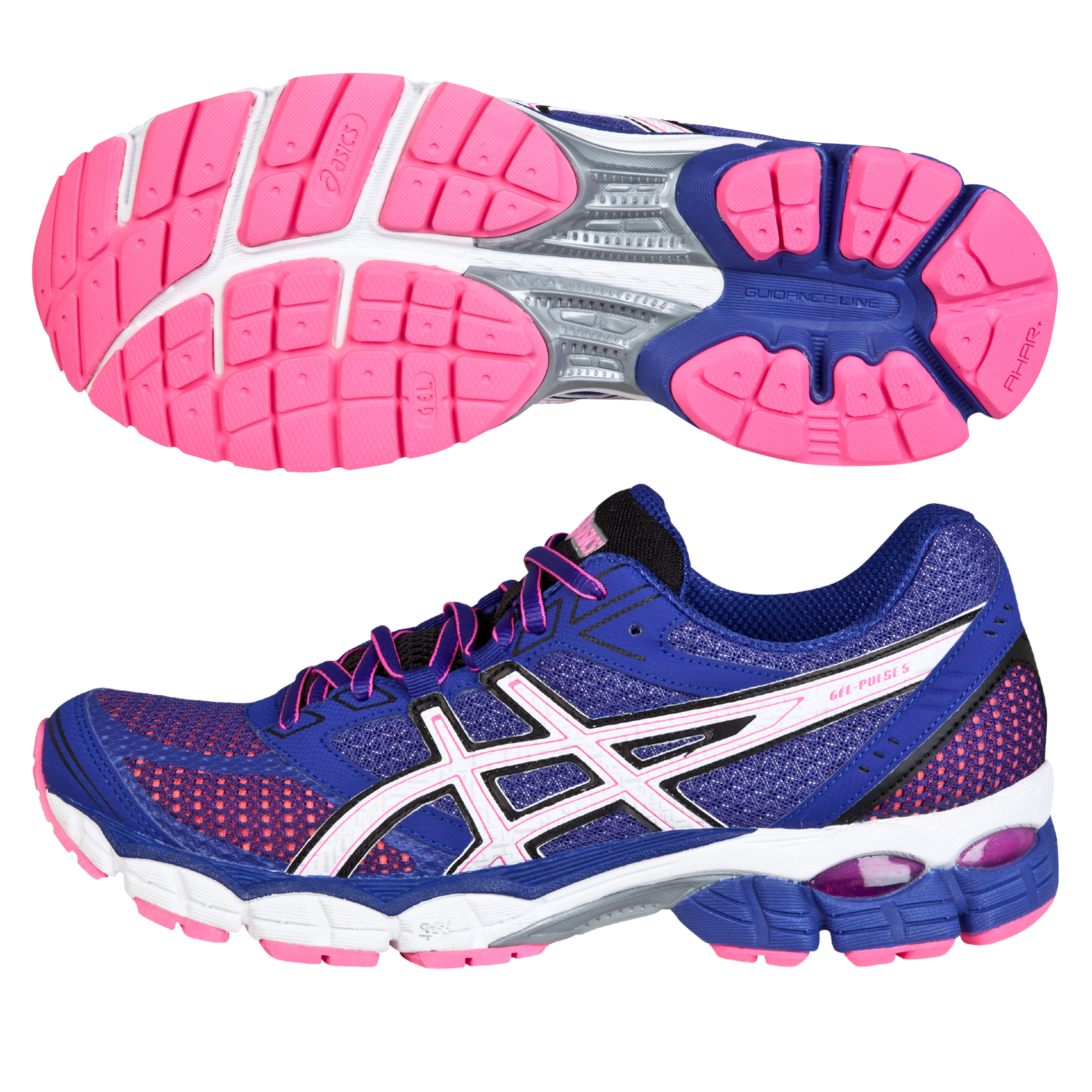 Asics Gel Pulse 5 Trainers - Womens Blue
