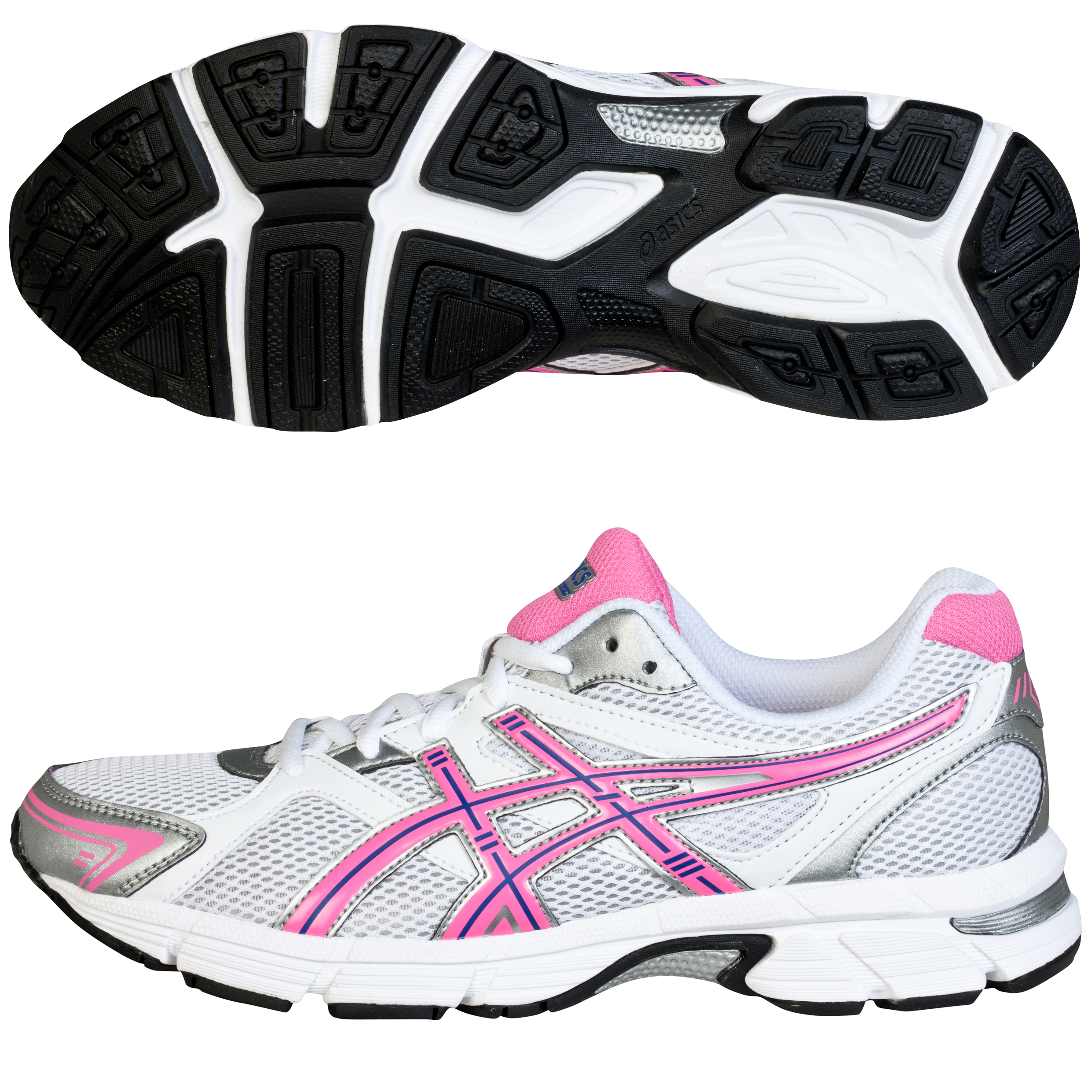 Asics Gel-Pursuit Trainers - Womens White