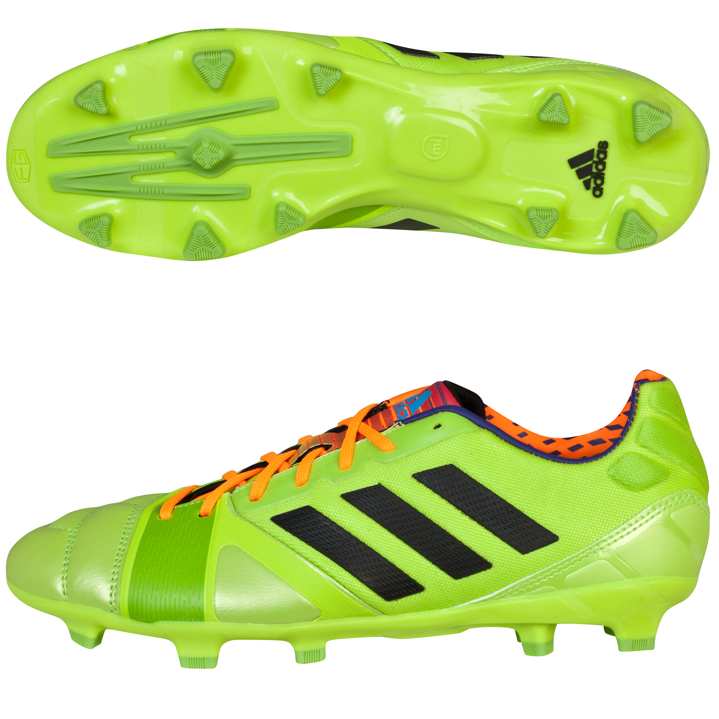 Adidas Nitrocharge 2.0 TRX Firm Ground Football Boots Green