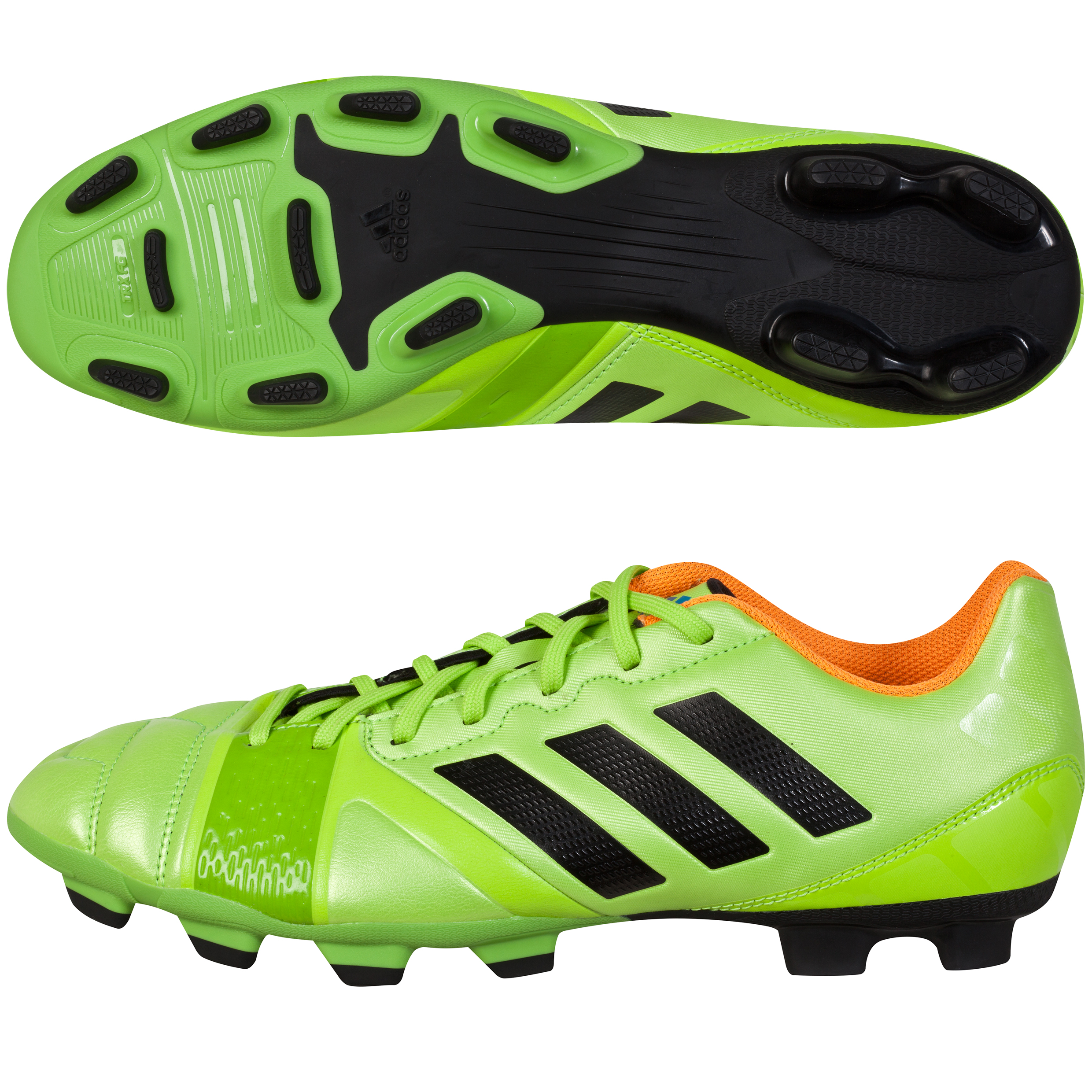 adidas Nitrocharge 3.0 TRX Firm Ground Football Boots Green