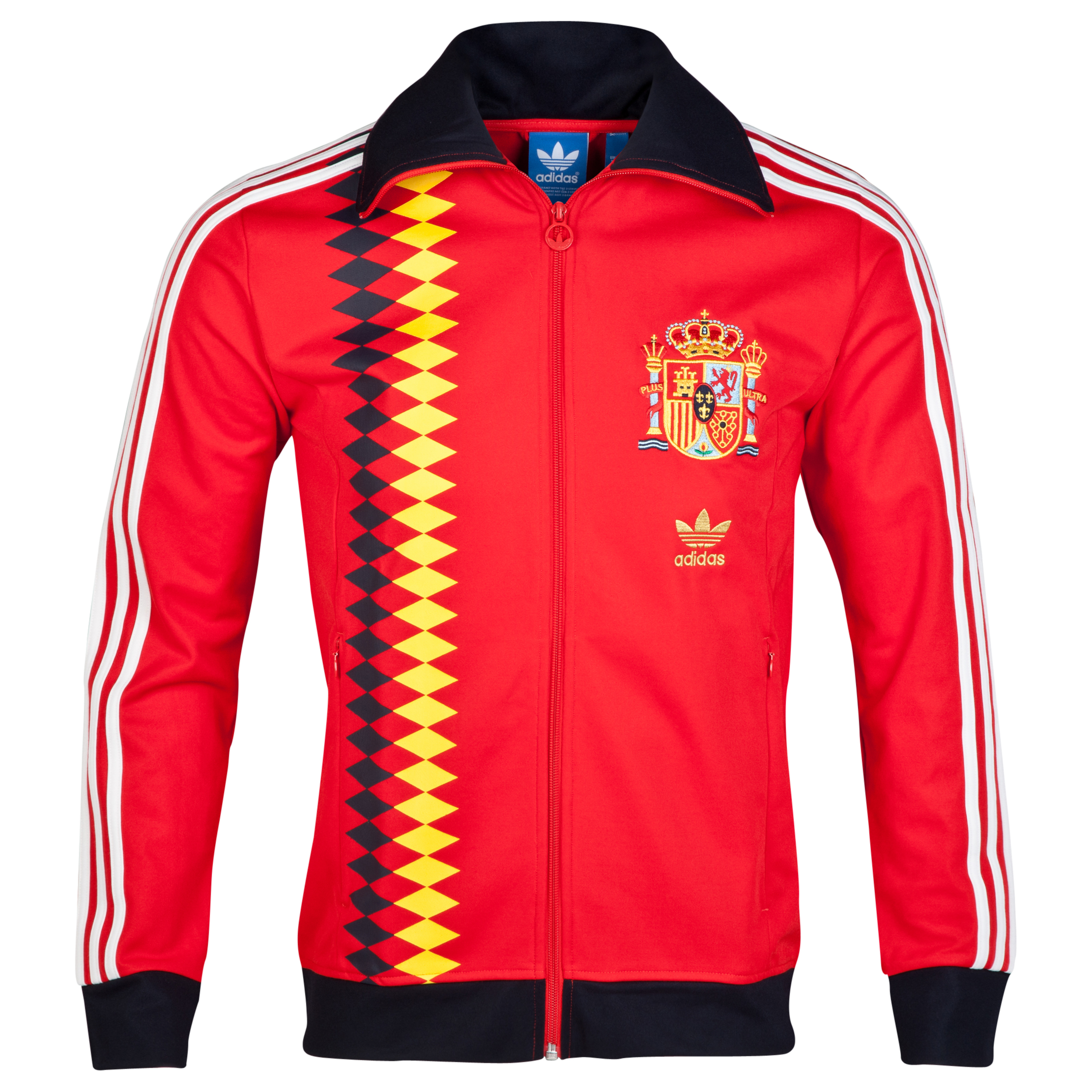 adidas Spain Track Top Red