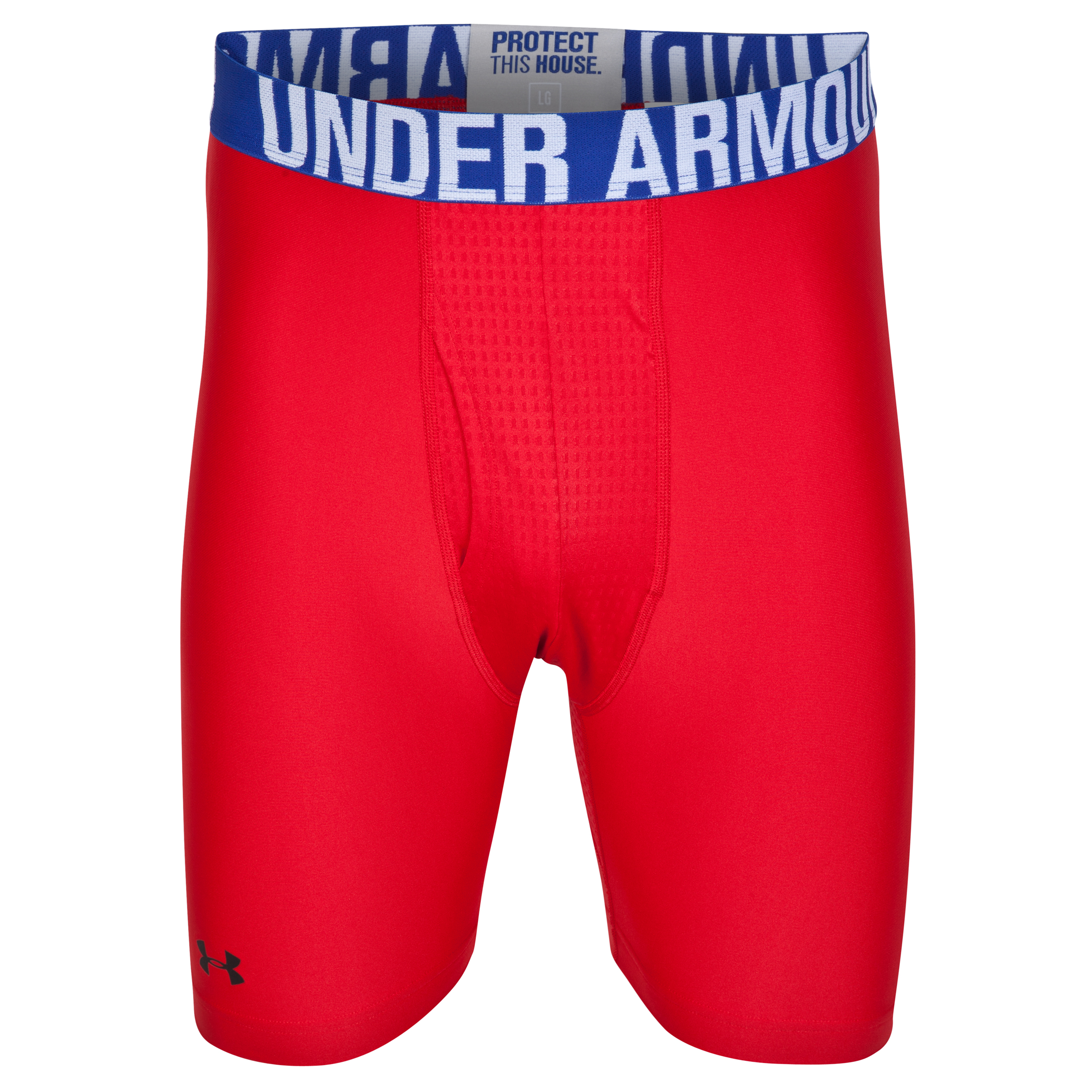 Under Armour Evo Coldgear base layer short Red