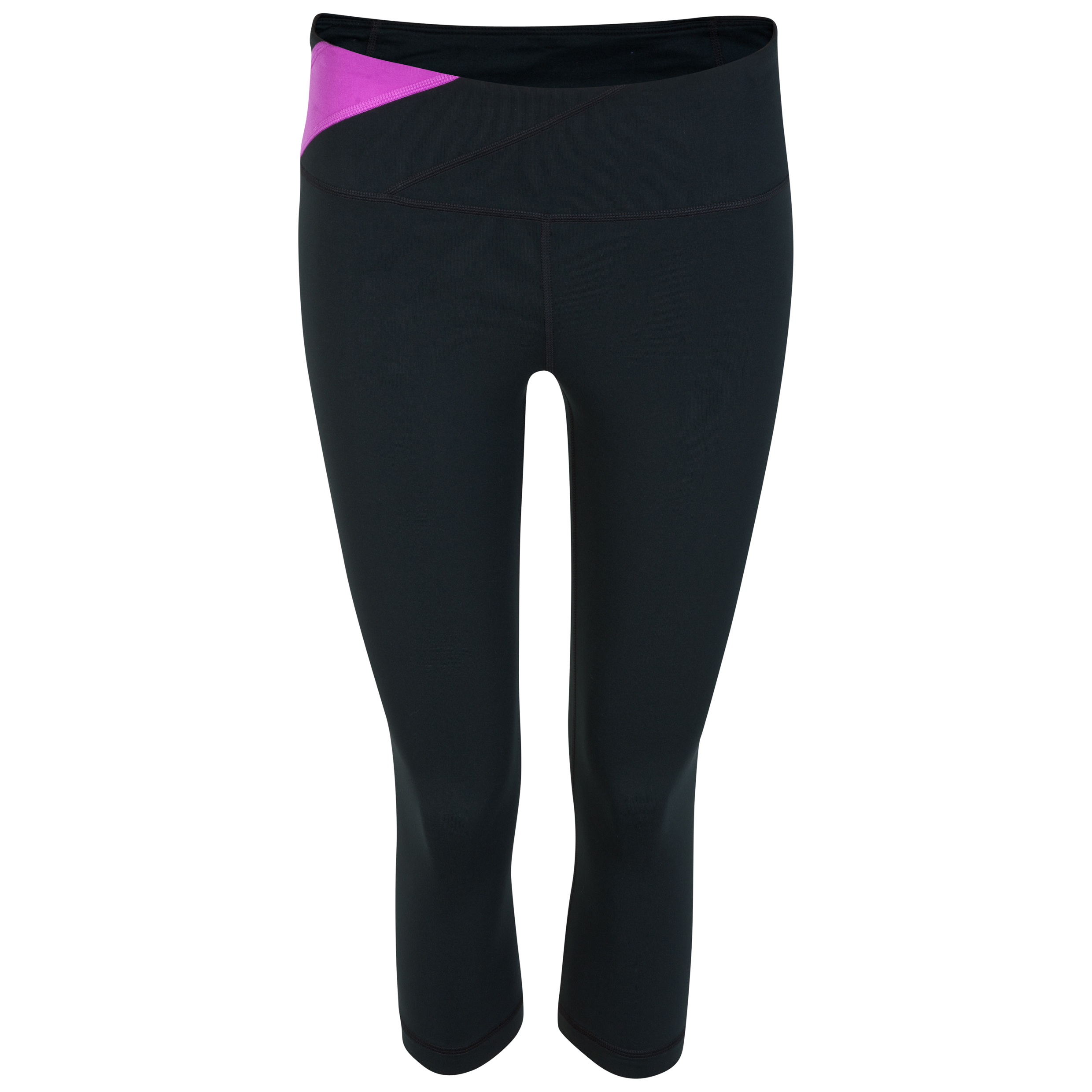 Lifestyle Perfect Tight Capri Black