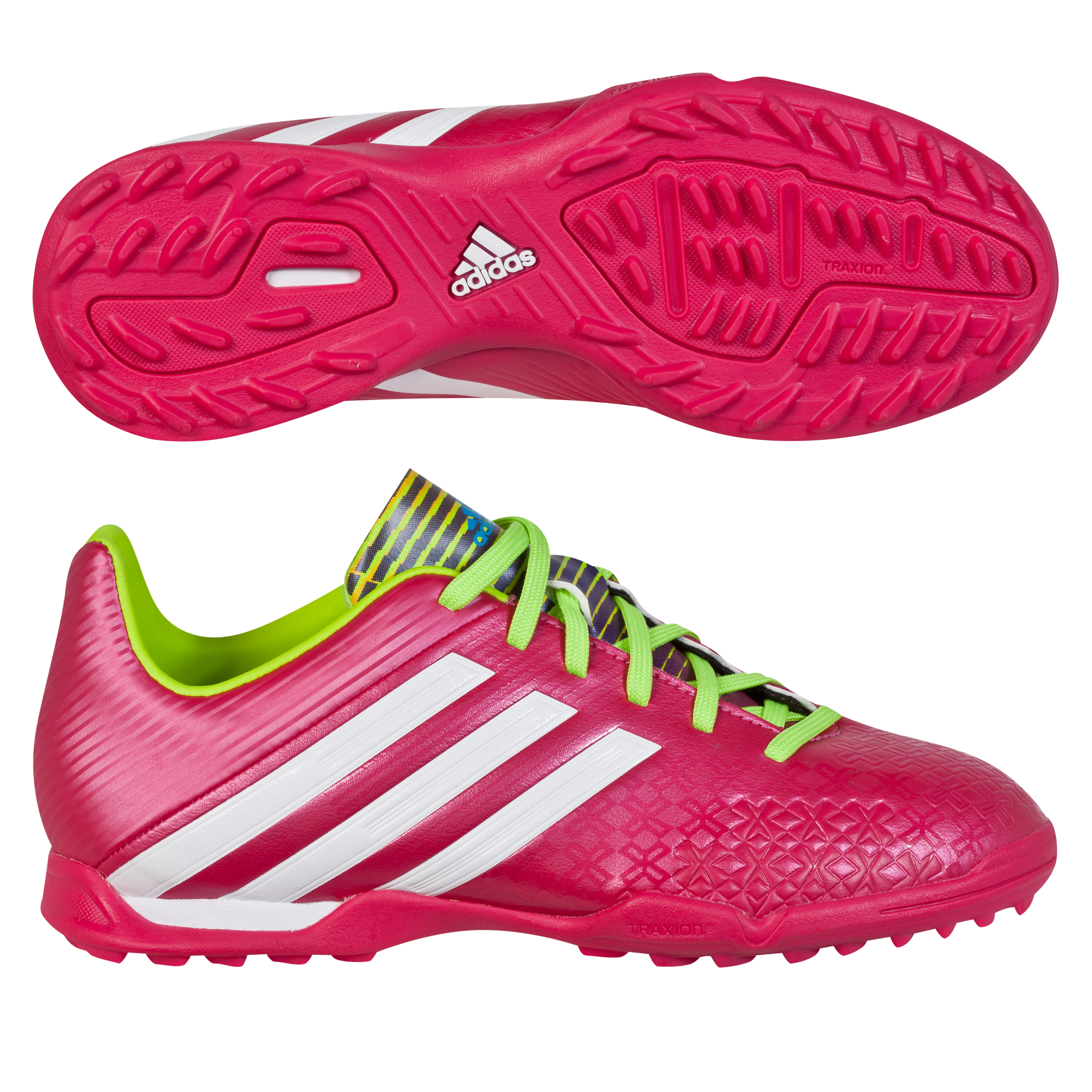 Adidas Predator Absolado LZ TRX Astroturf Trainers - Kids Purple