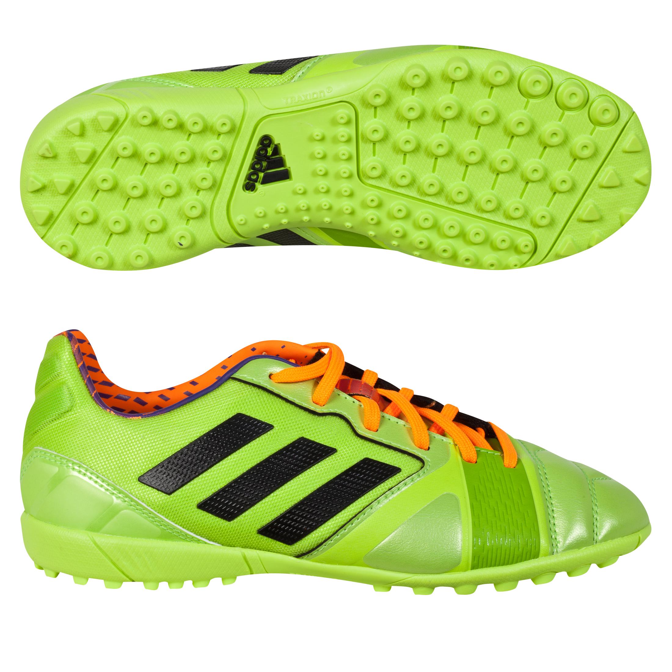 Adidas Nitrocharge 2.0 TRX Astroturf Kids Green