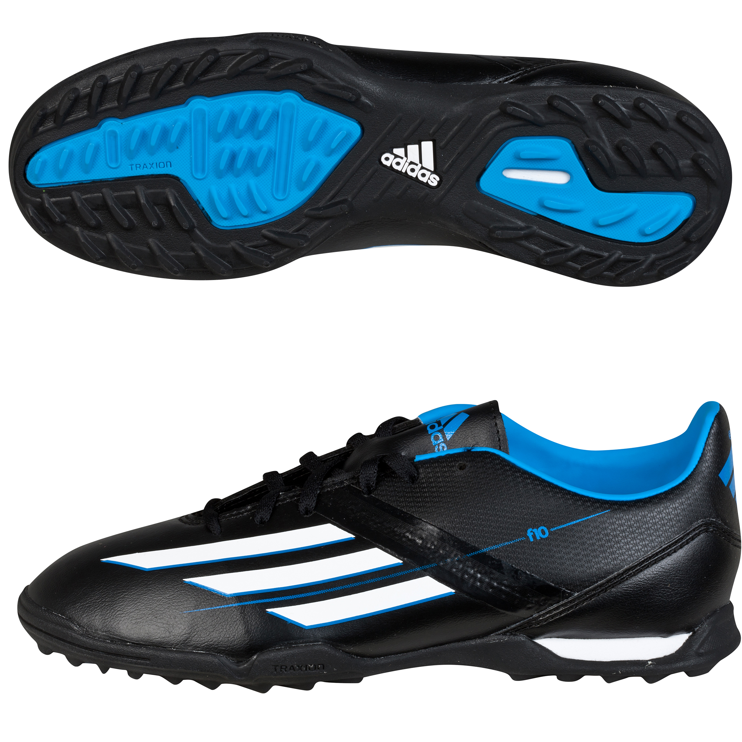 Adidas F10 TRX Astroturf Trainers - Kids Black