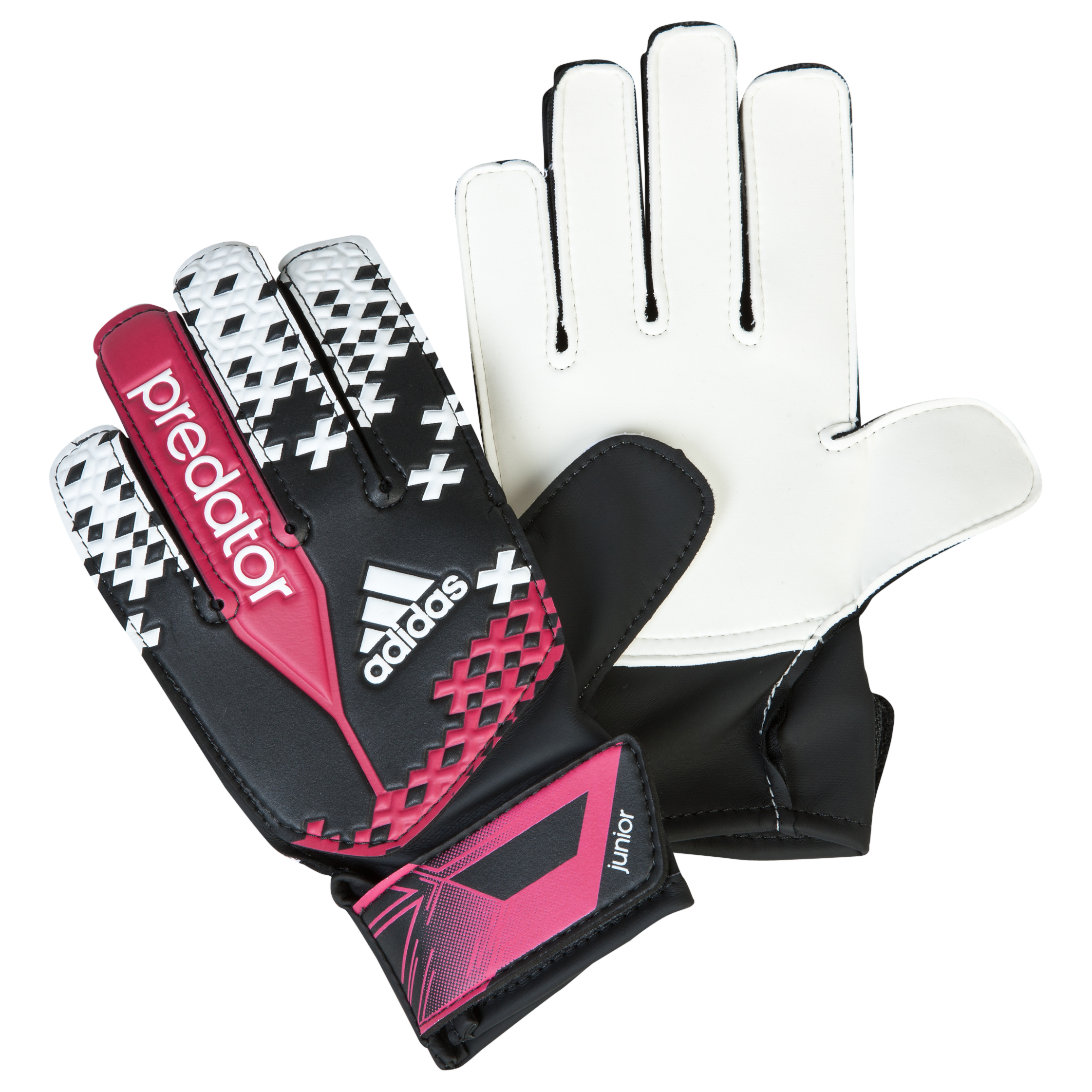 Adidas Predator Goalkeeper Gloves - Kids Black
