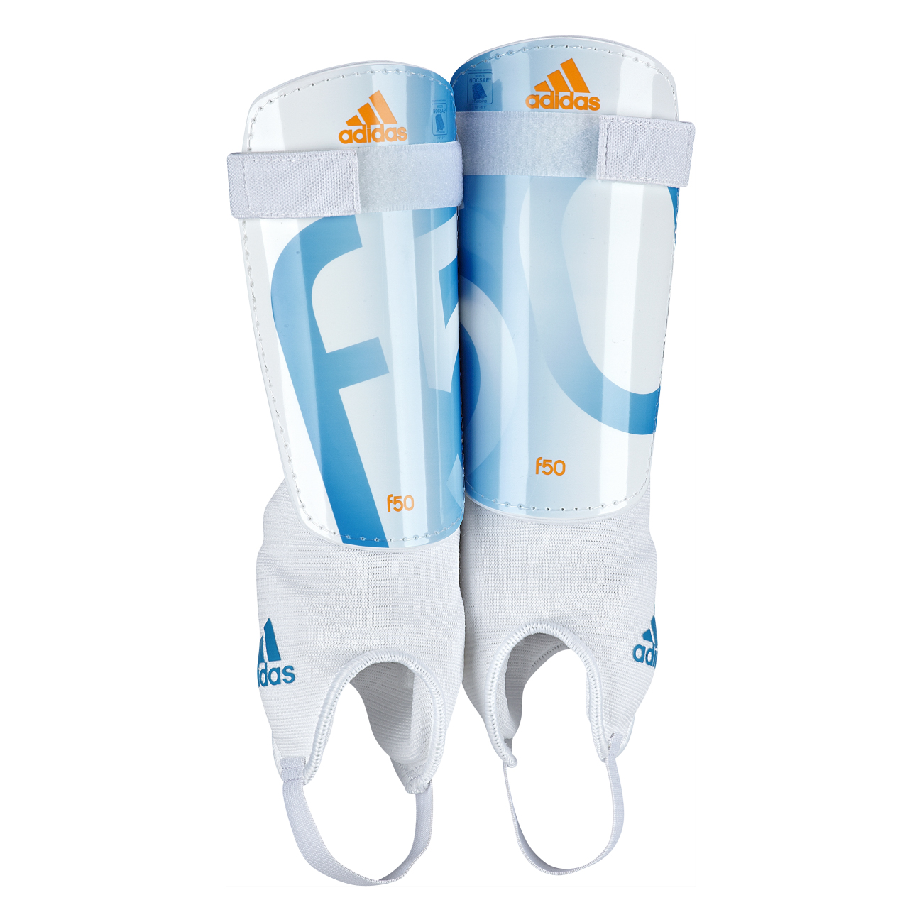 Adidas F50 Replique Shinguards White