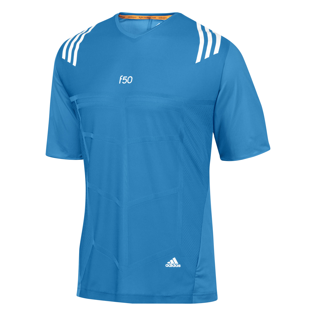 Adidas adiZero F50 Training T-Shirt Blue