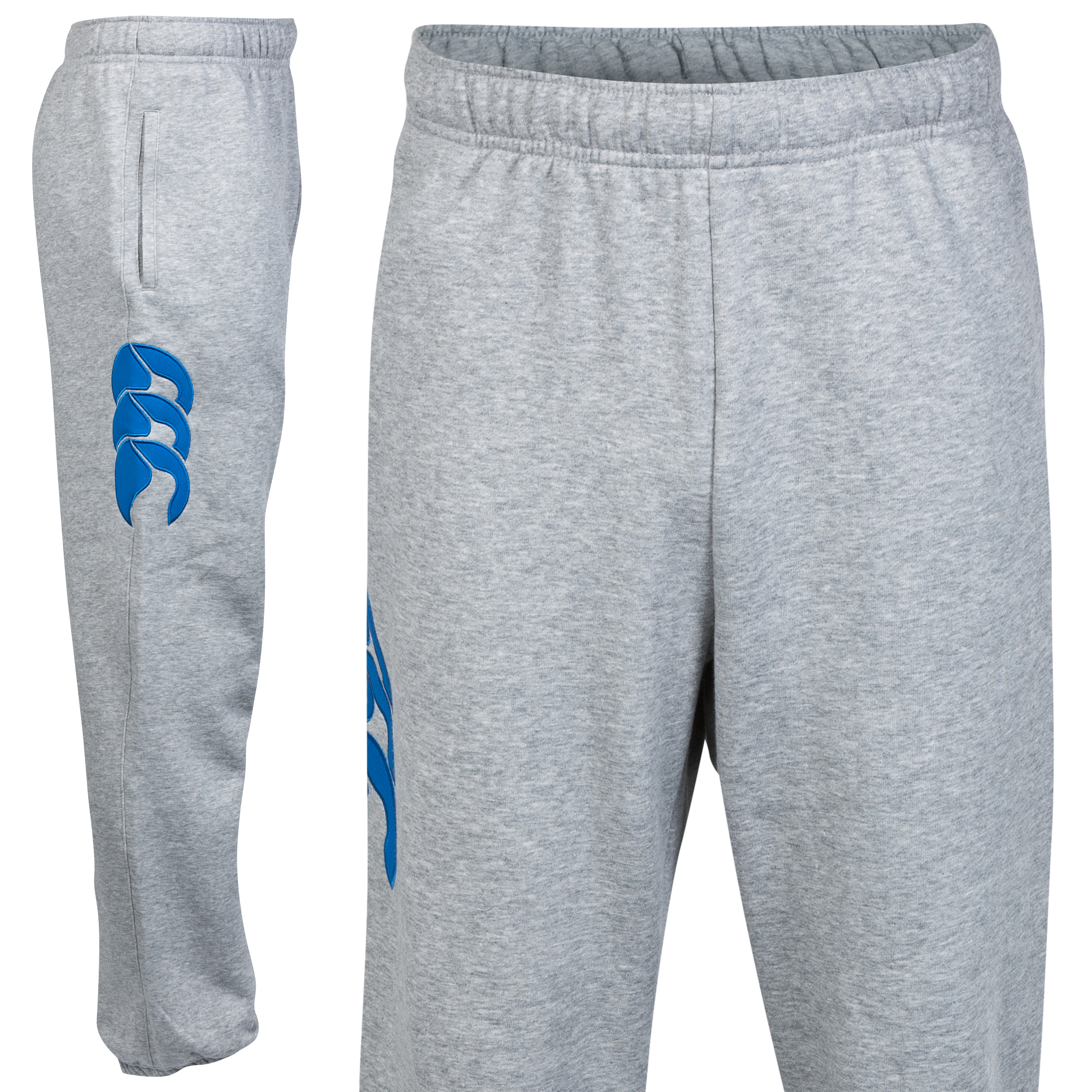 Canterbury Canterbury Core Cuffed Sweat Pant Grey