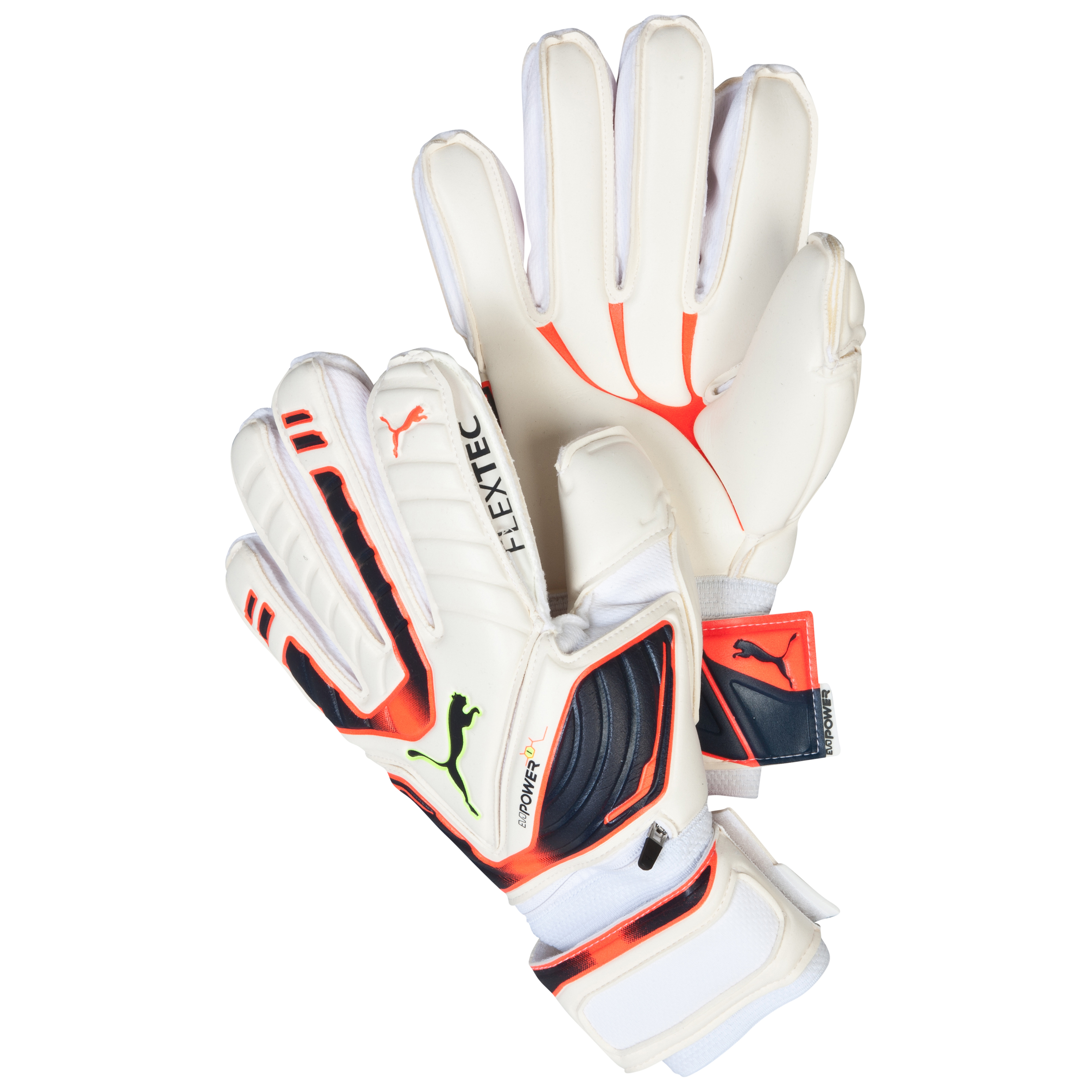 Puma evoPOWER Protect 1 Goalkeeper Gloves White