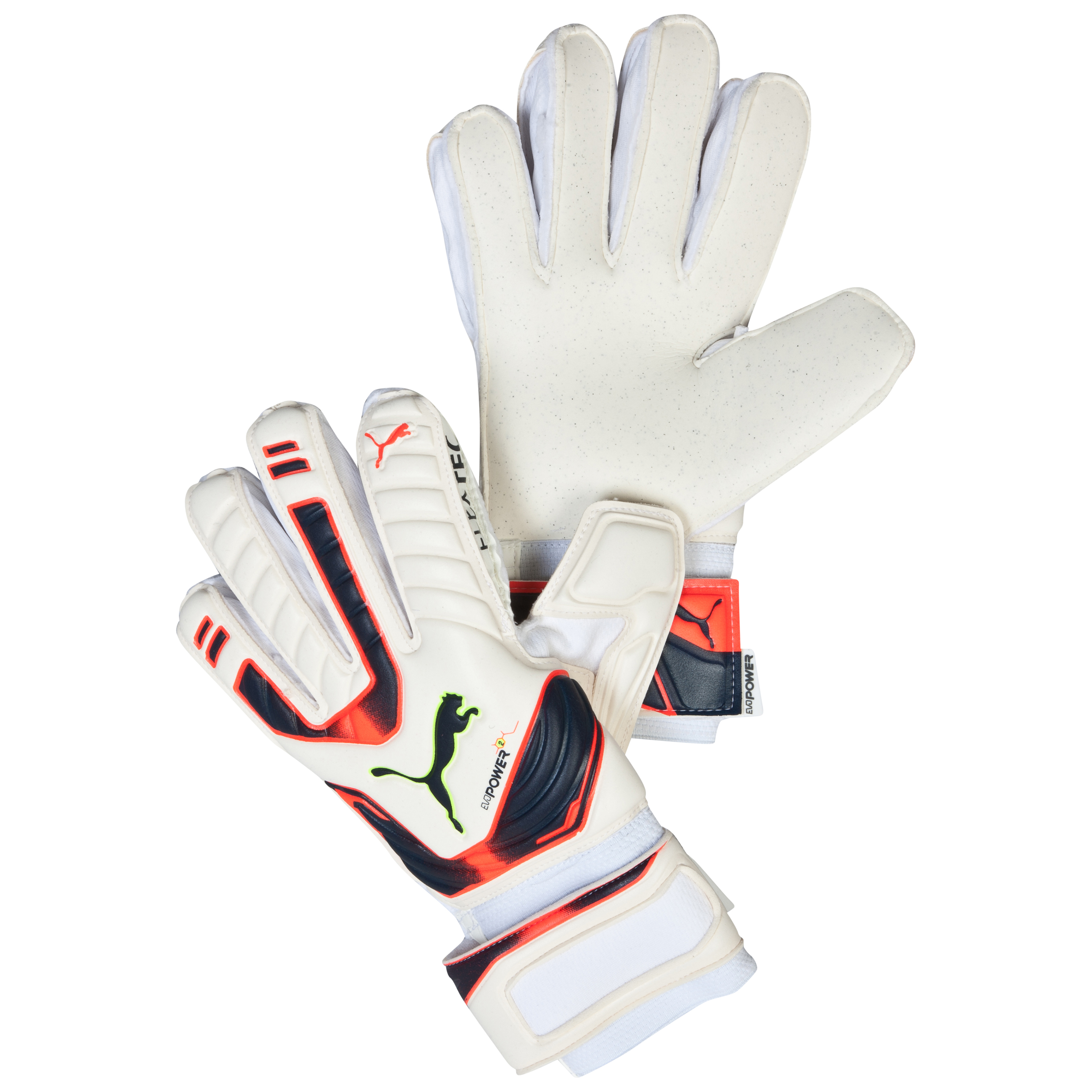 Puma evoPOWER Protect 2 Goalkeeper Gloves White