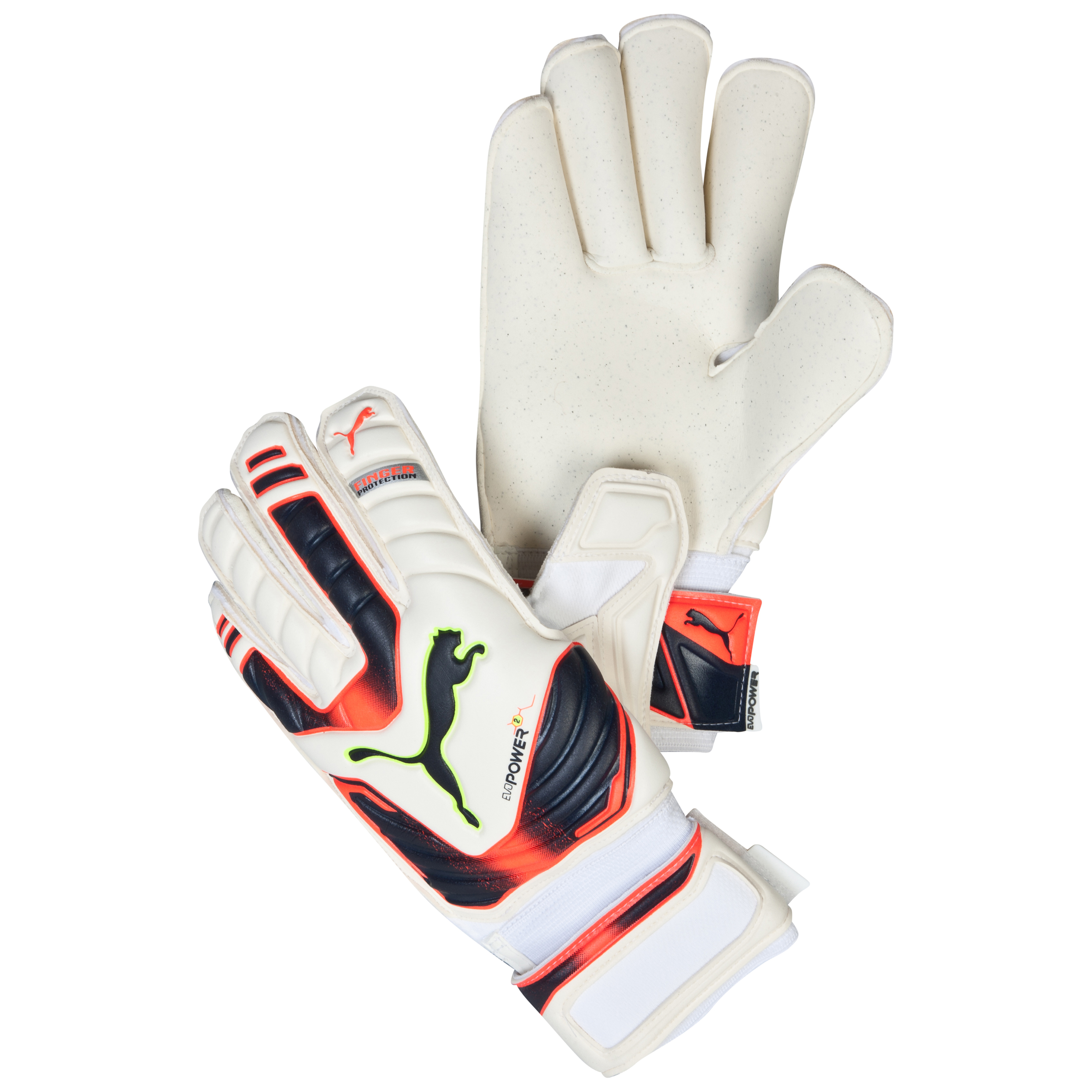 Puma evoPOWER Protect 2 GC Goalkeeper Gloves White