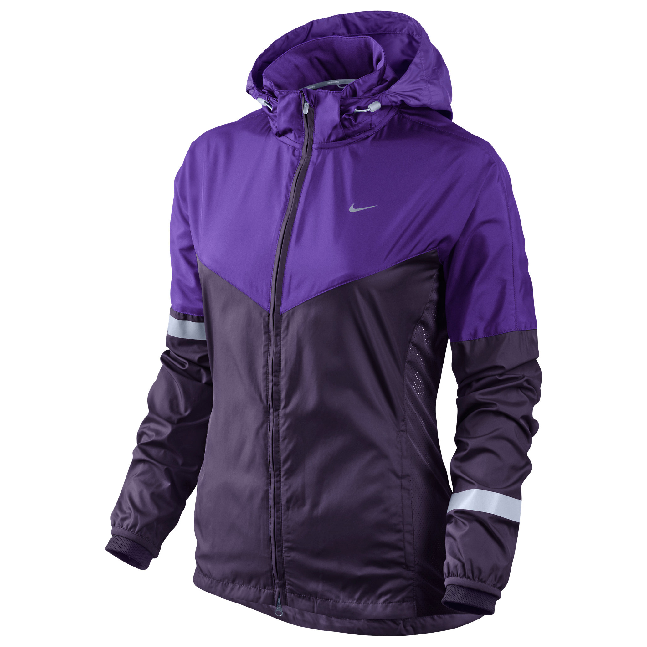 Nike Vapor Jacket - Womens Purple