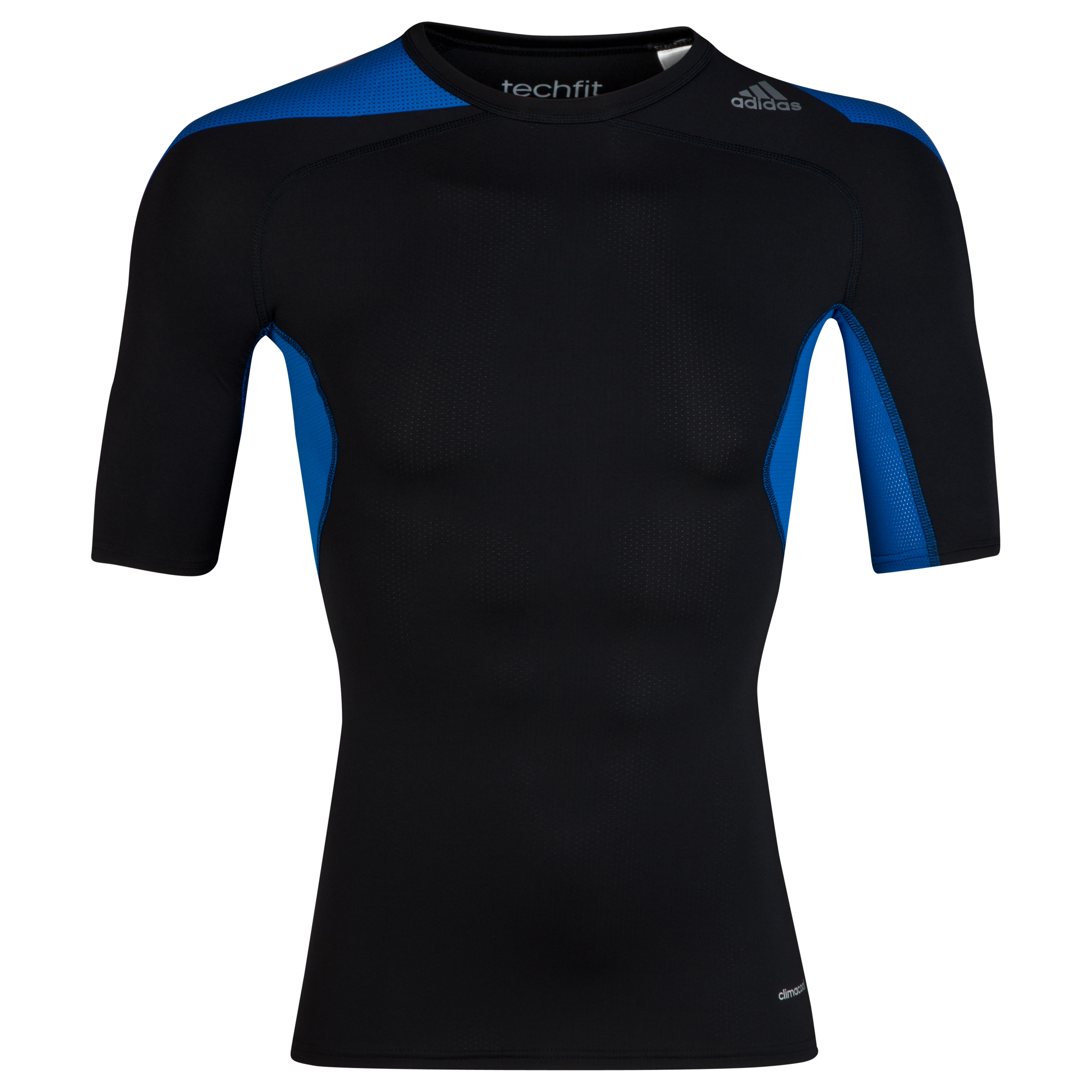 Adidas TechFit Cool Base Layer Top Black