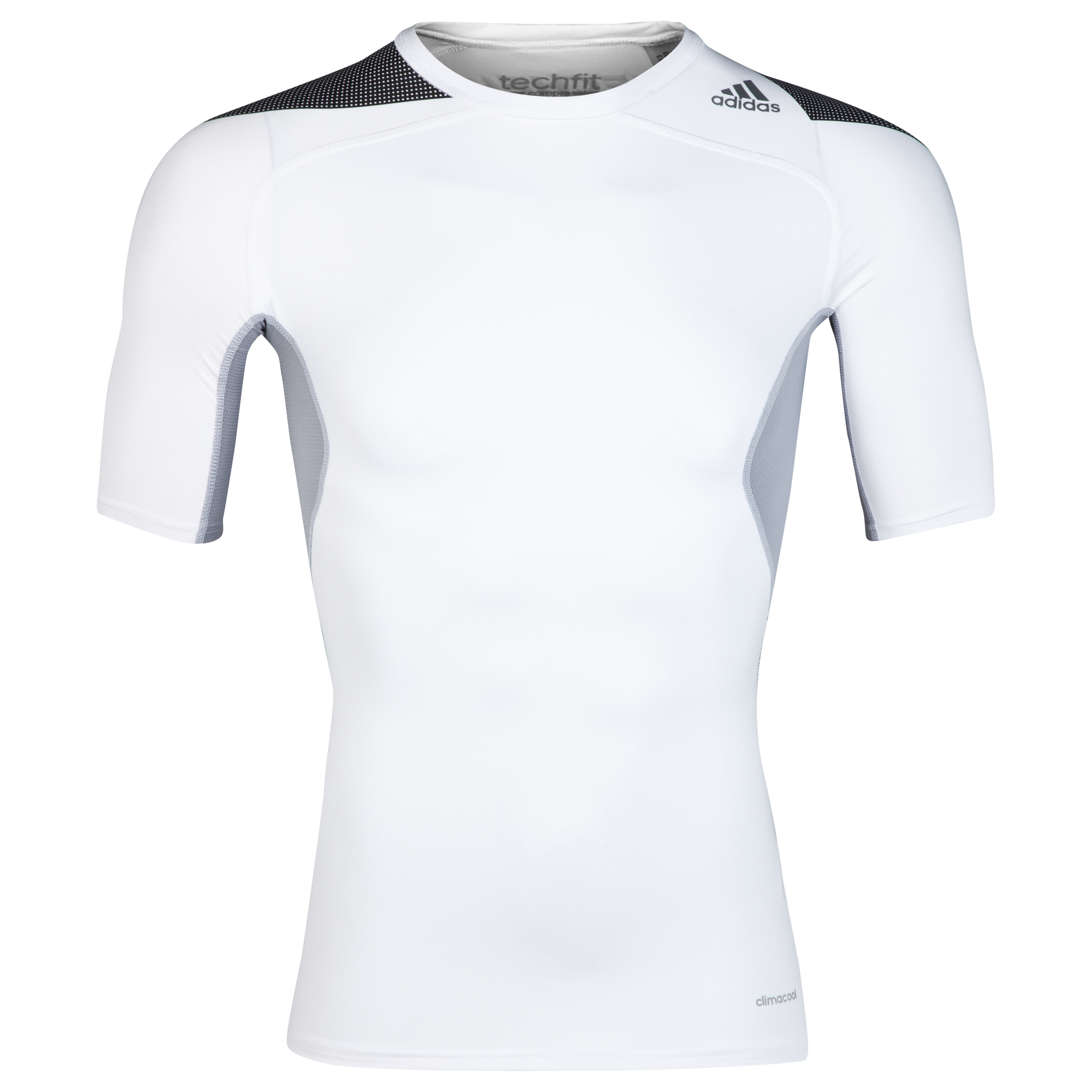 Adidas TechFit Cool Base Layer Top White