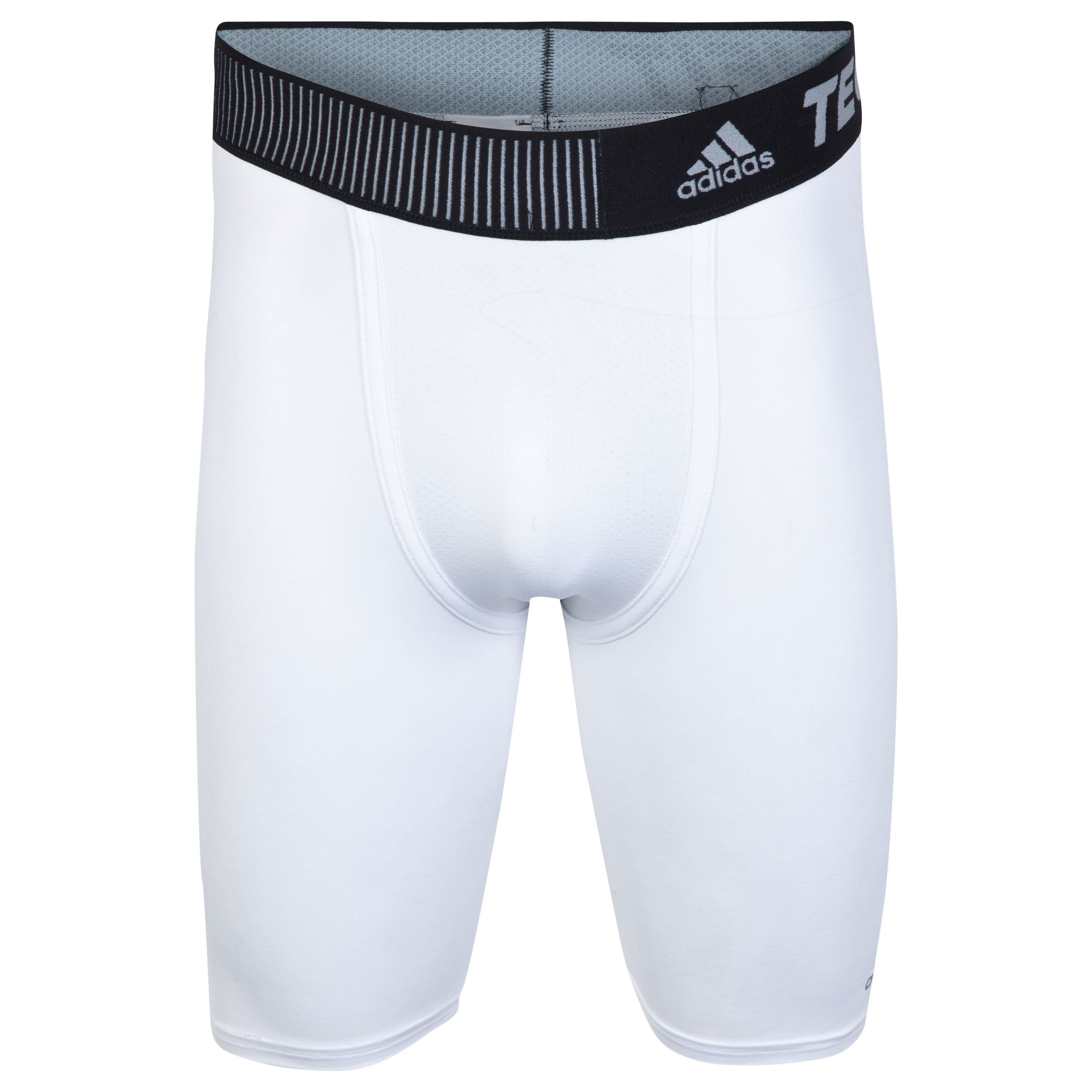 Adidas TechFit Cool Base Layer Shorts White