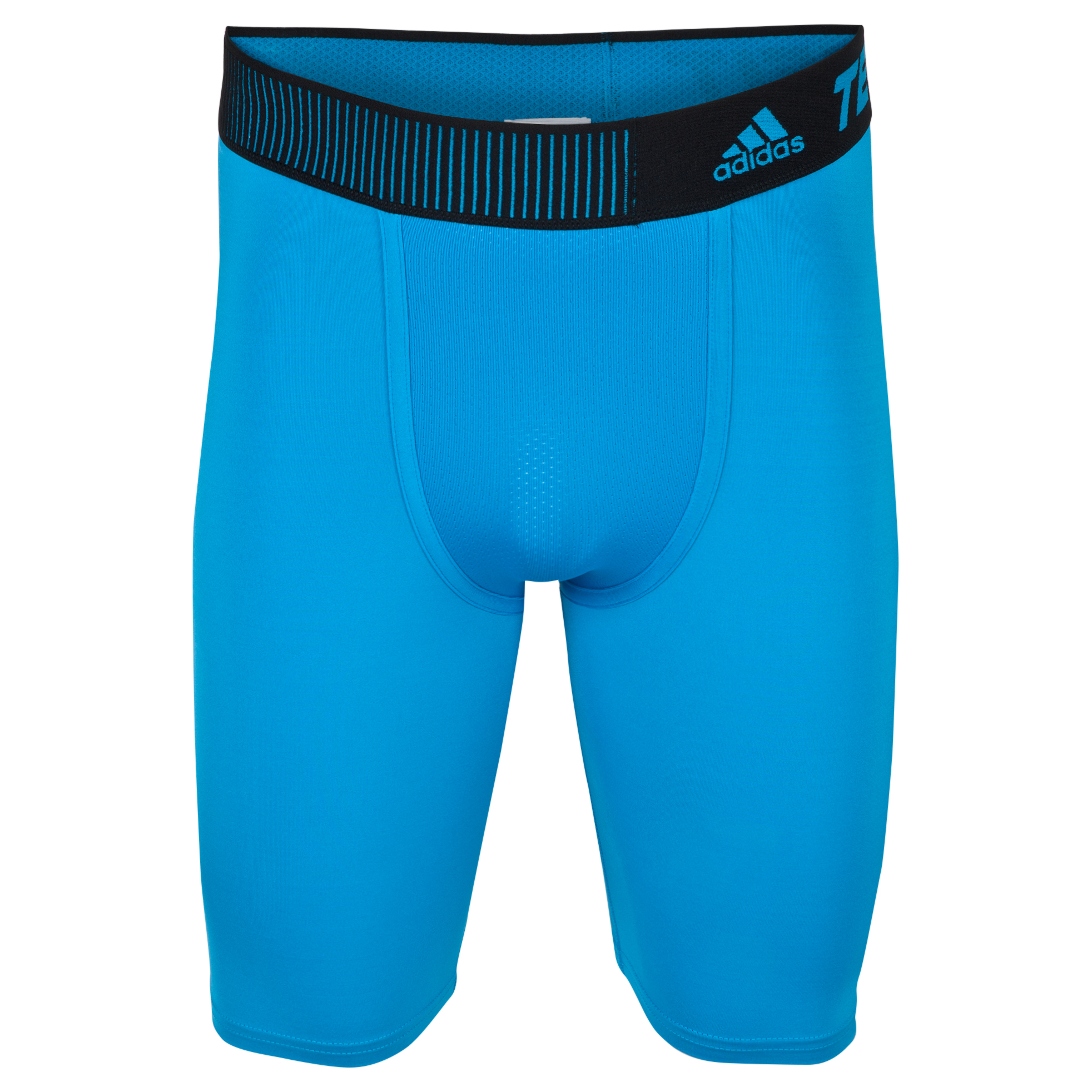Adidas TechFit Cool Base Layer Shorts Blue