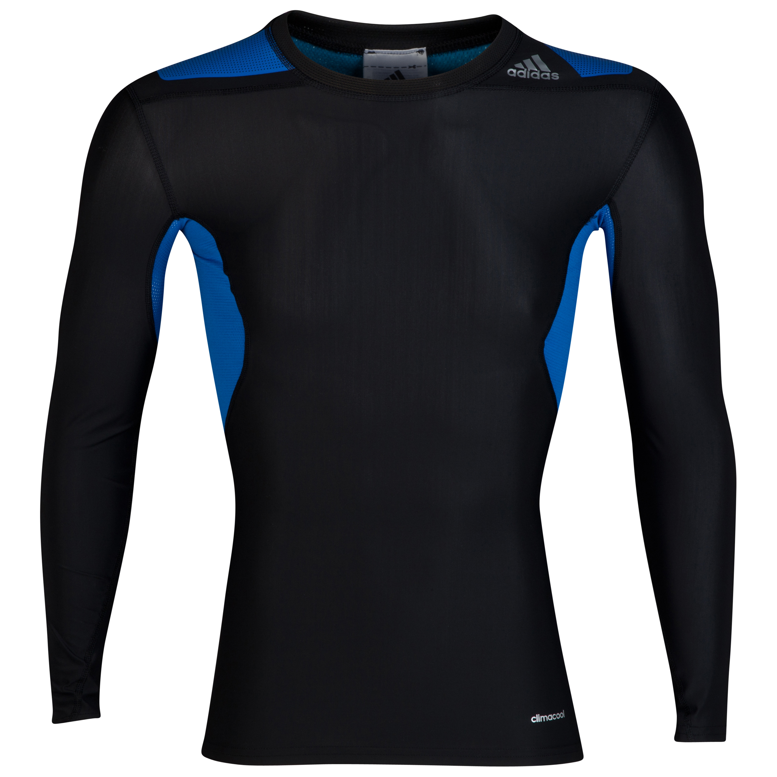 Adidas TechFit Power Base Layer Top - Long Sleeve Black