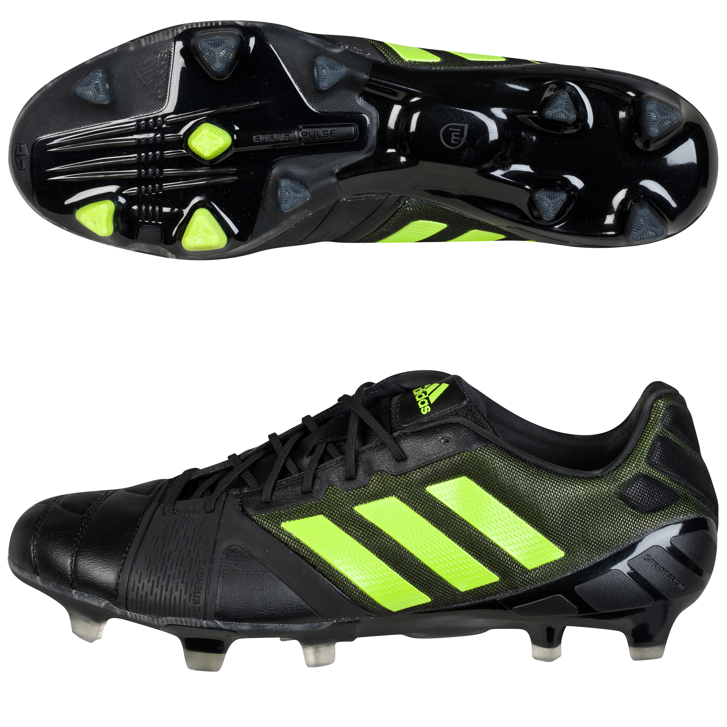 Nitrocharge 1.0 TRX FG Black