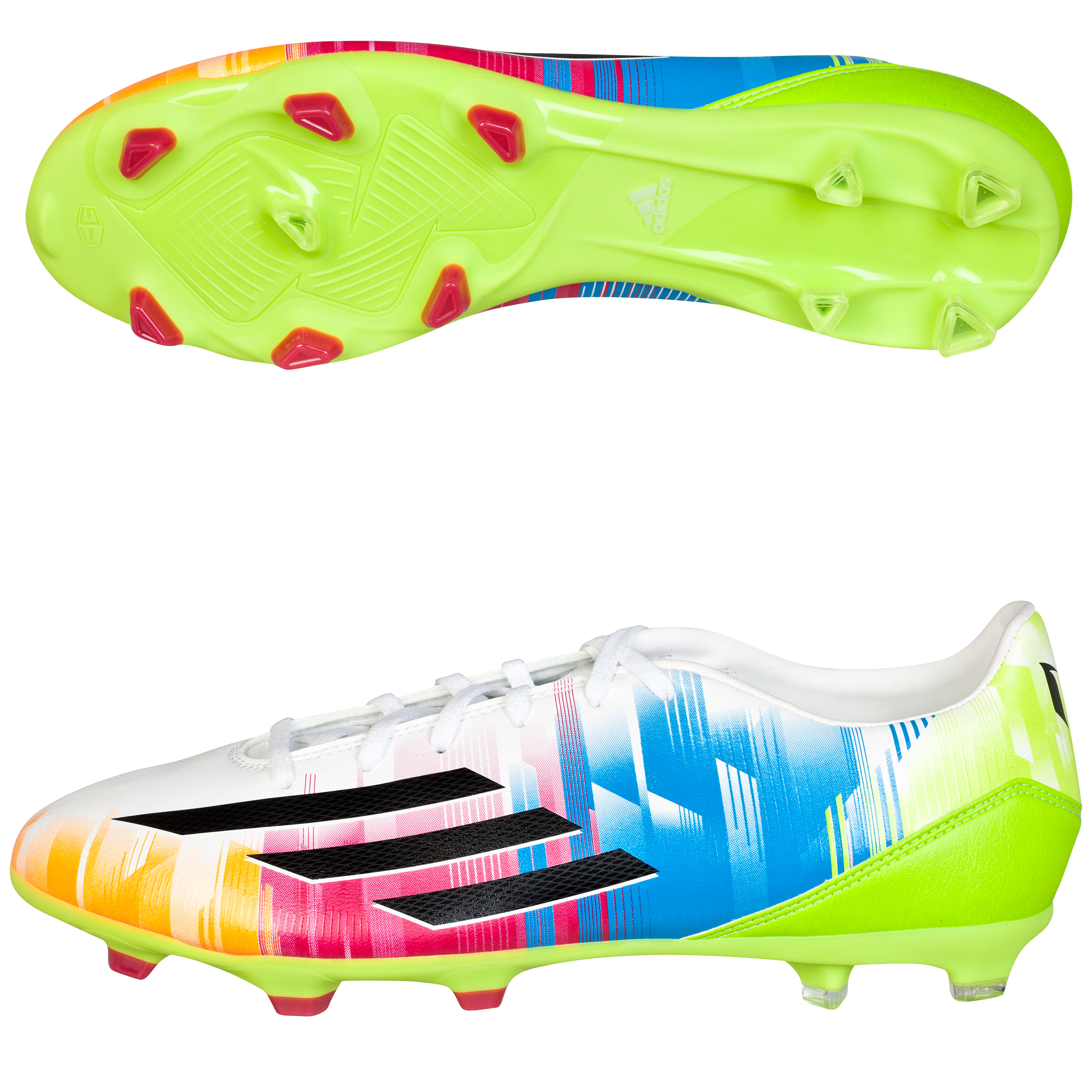 F10 Messi TRX FG White