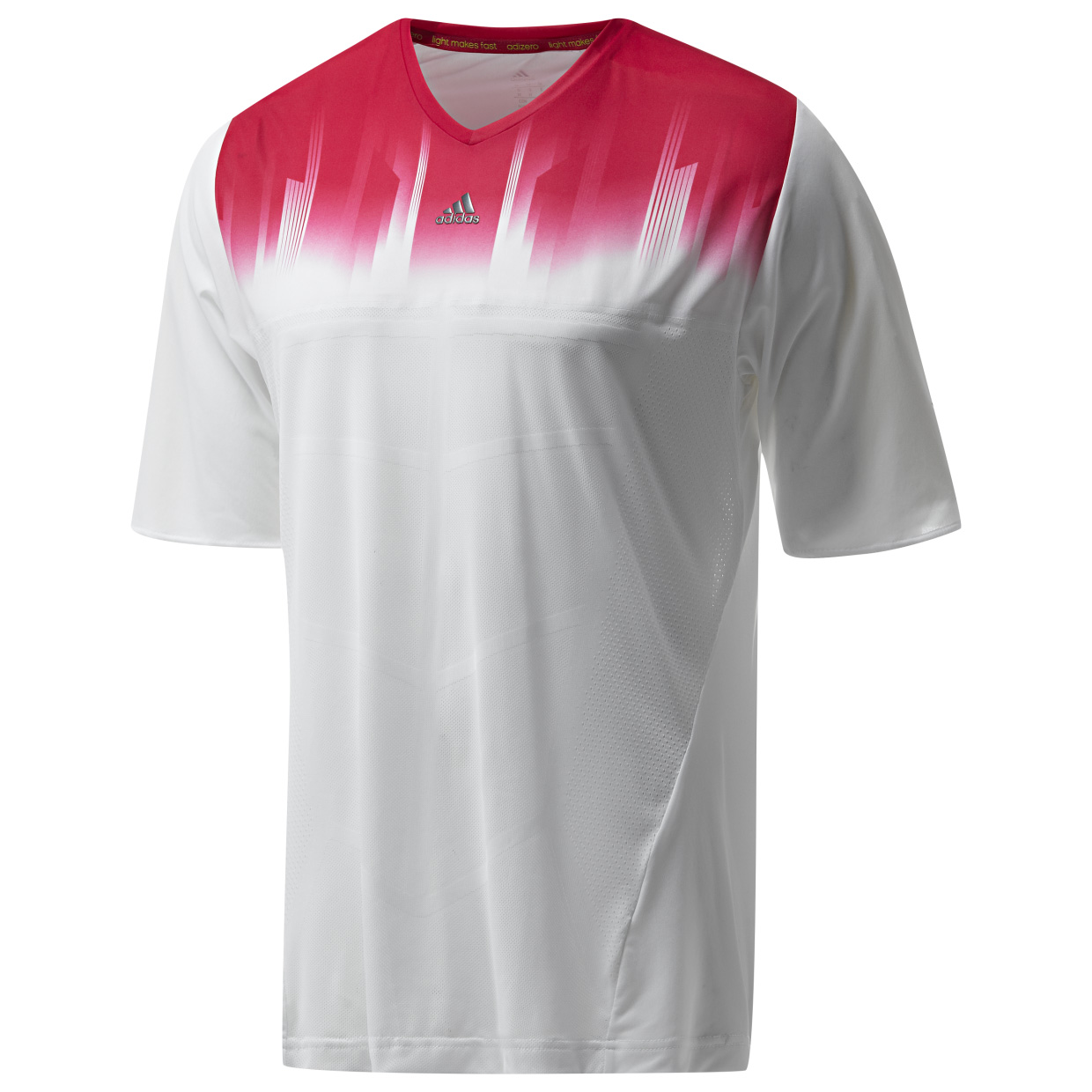 Adidas adiZero F50 Messi Training Tee White