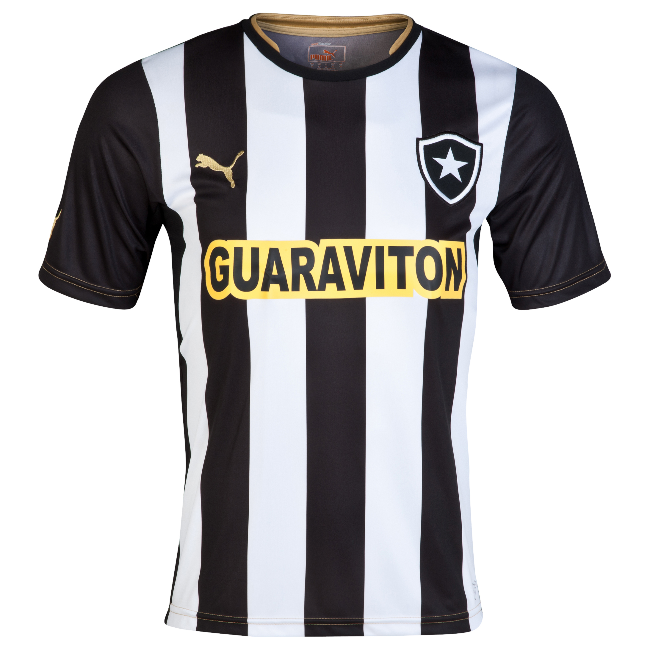 Botafogo Home Shirt 2013/14 Black