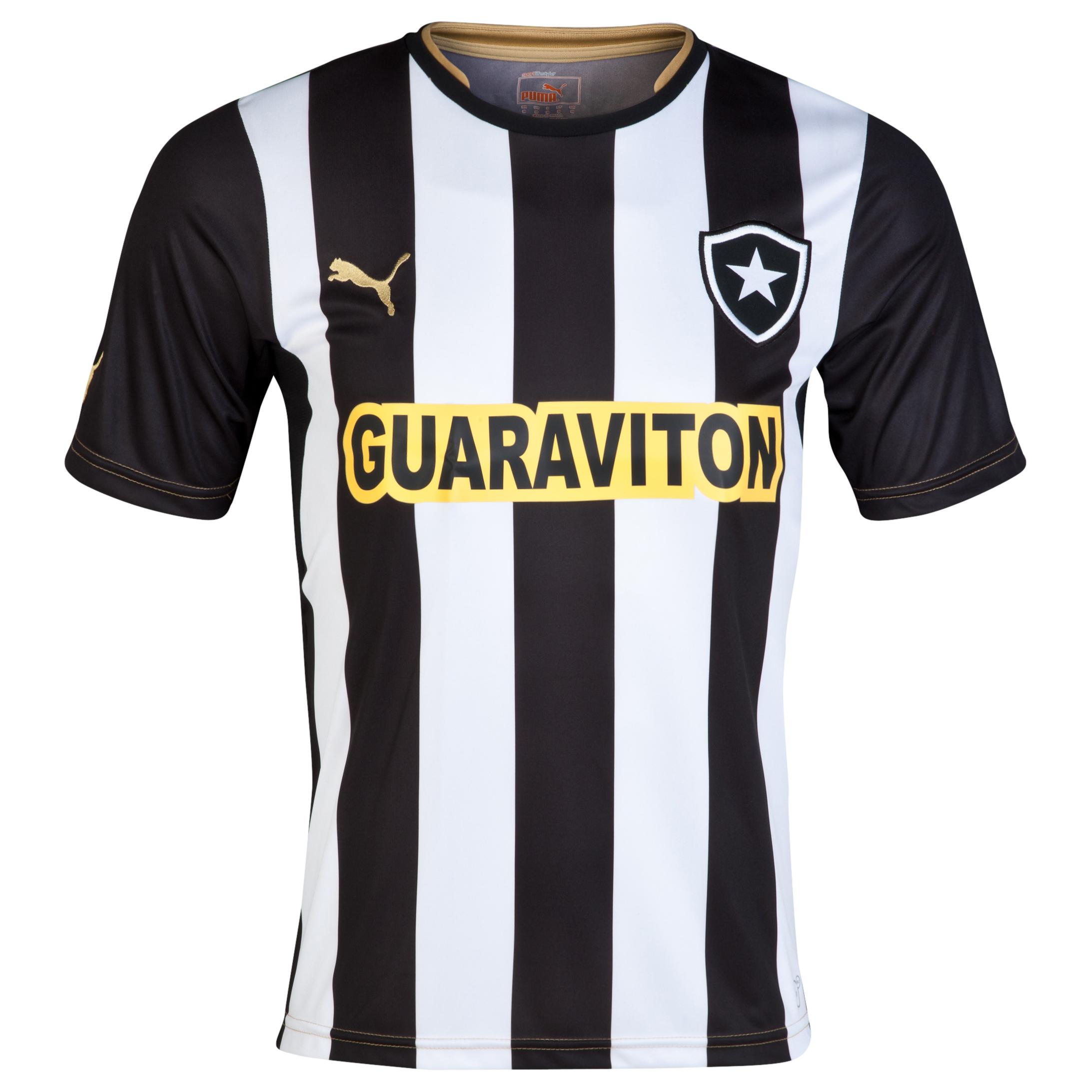 Botafogo Home Shirt 2013/14 Black