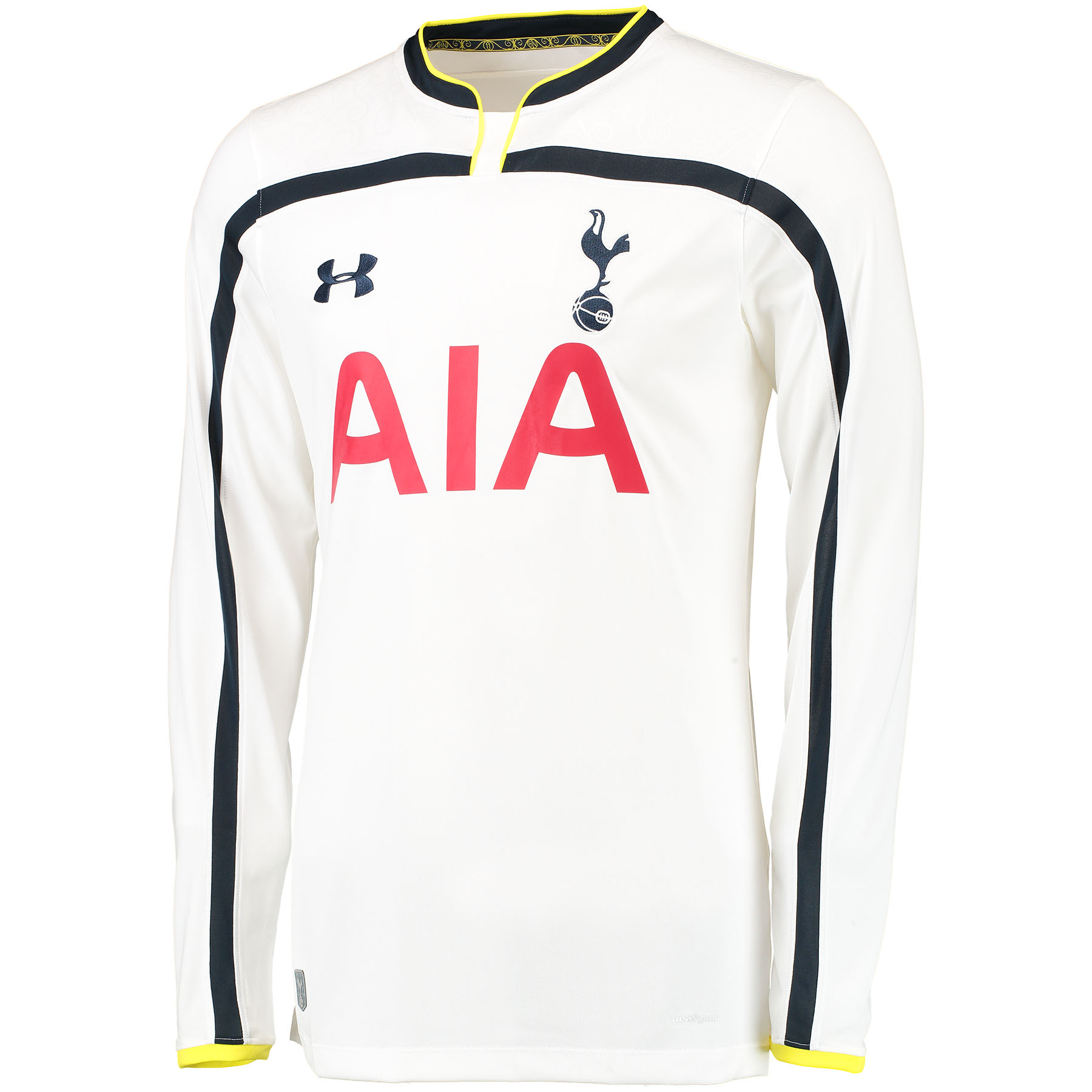Tottenham Hotspur Home Shirt 2014/15 - Long Sleeve