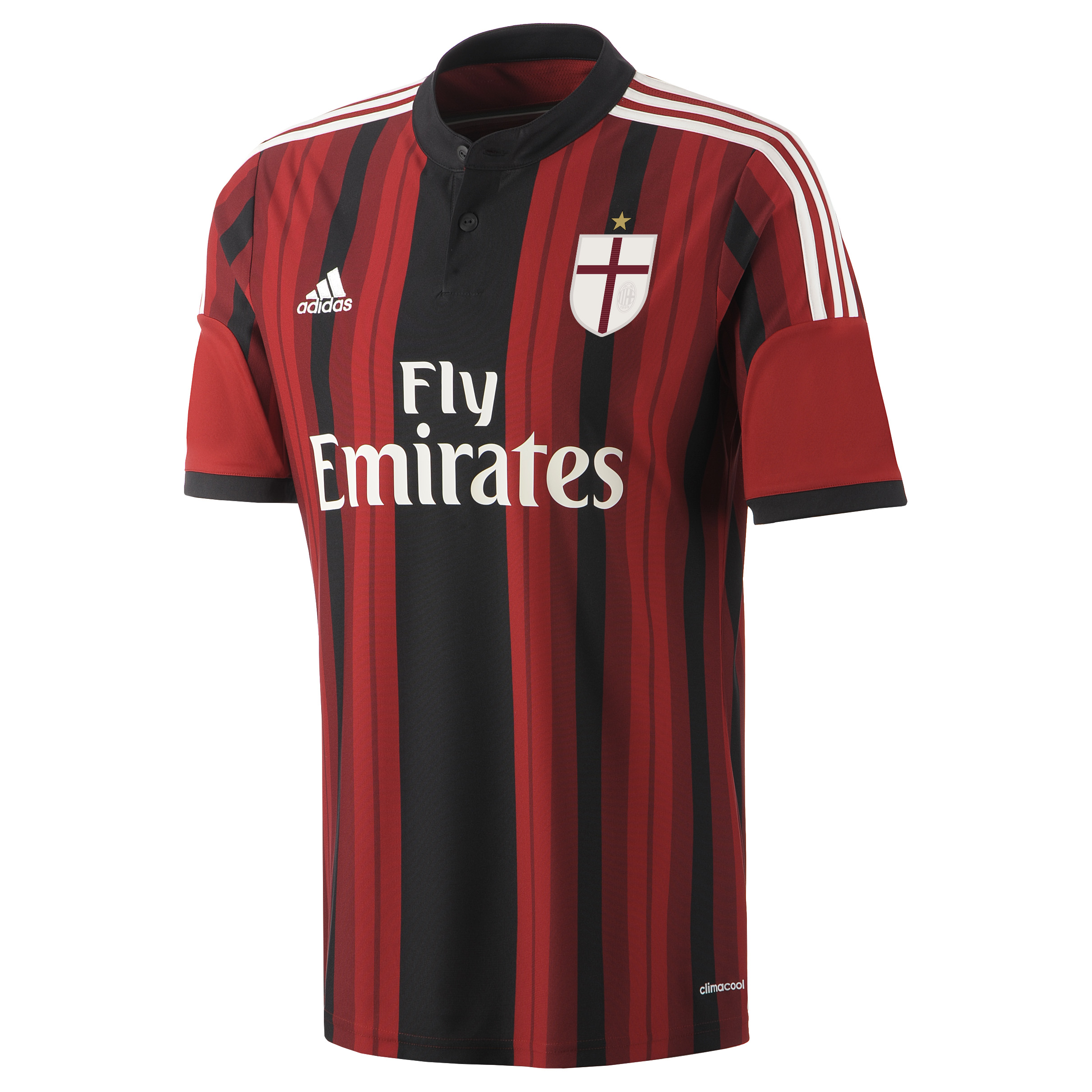 AC Milan Home Shirt 2014/15 - Kids