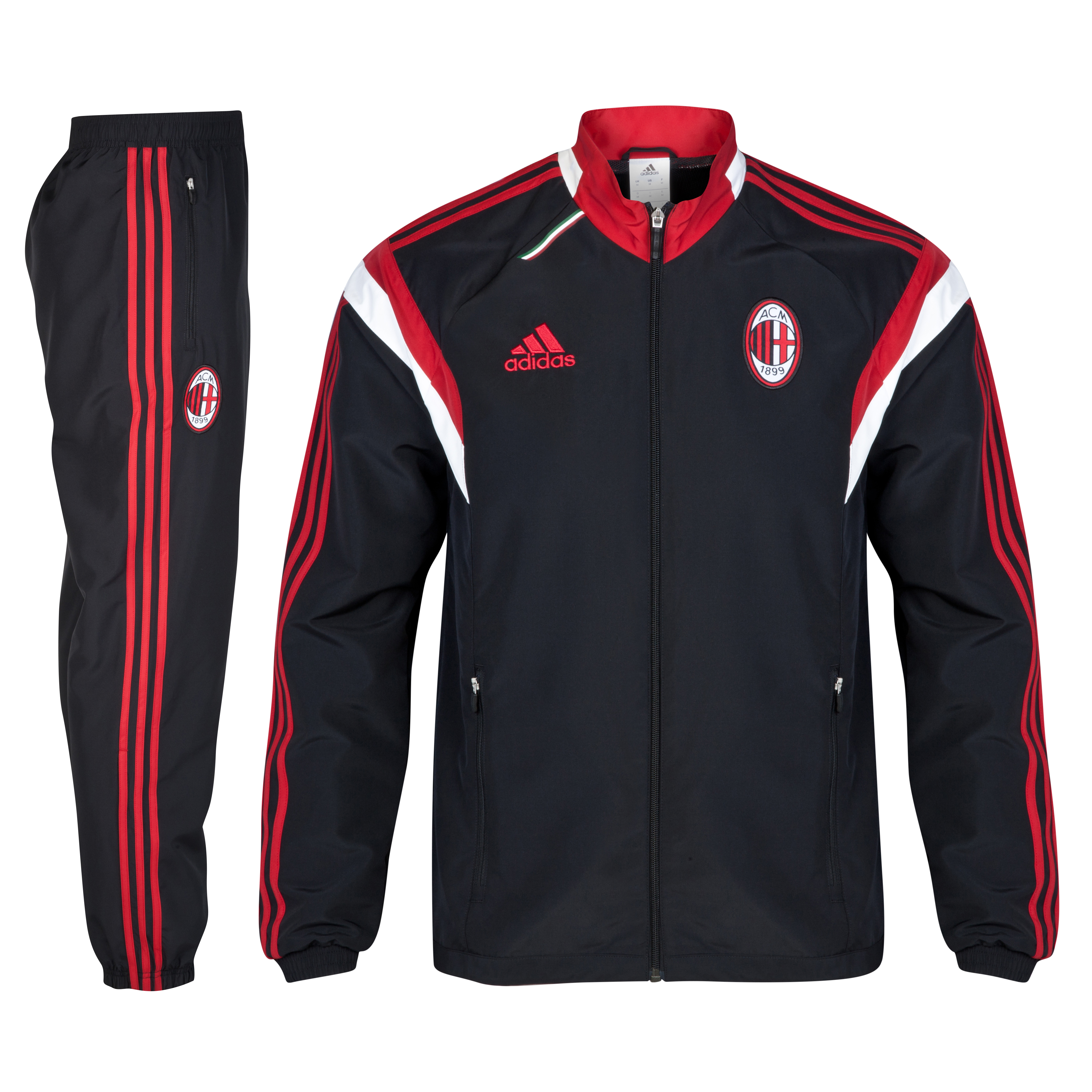AC Milan Training Presentation Suit