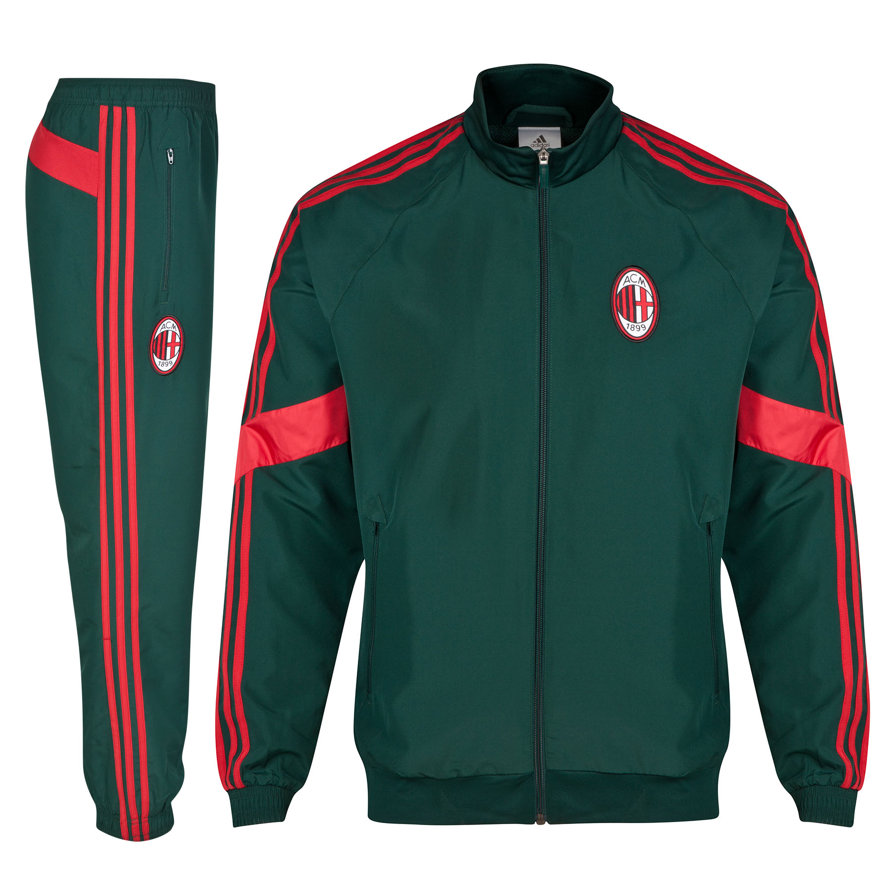 AC Milan UCL Presentation Suit