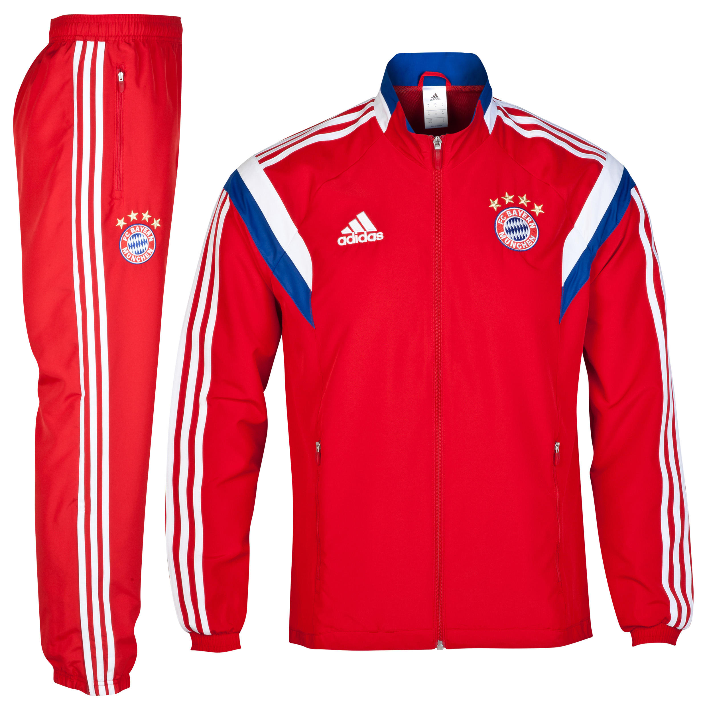 Bayern Munich Training Presentation Suit