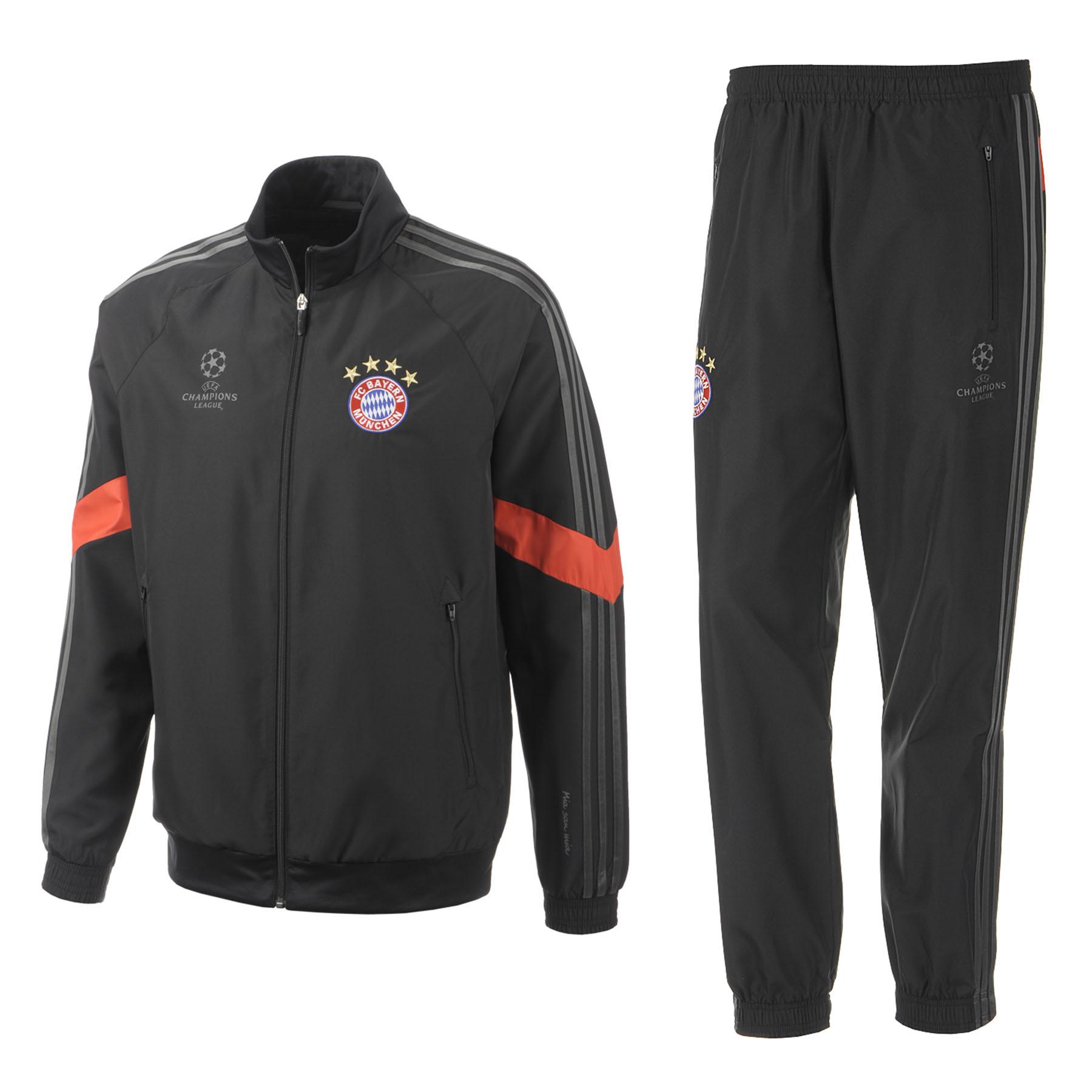 Bayern Munich UCL Presentation Suit