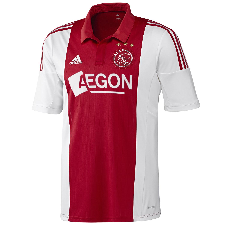Ajax Home Shirt 201415