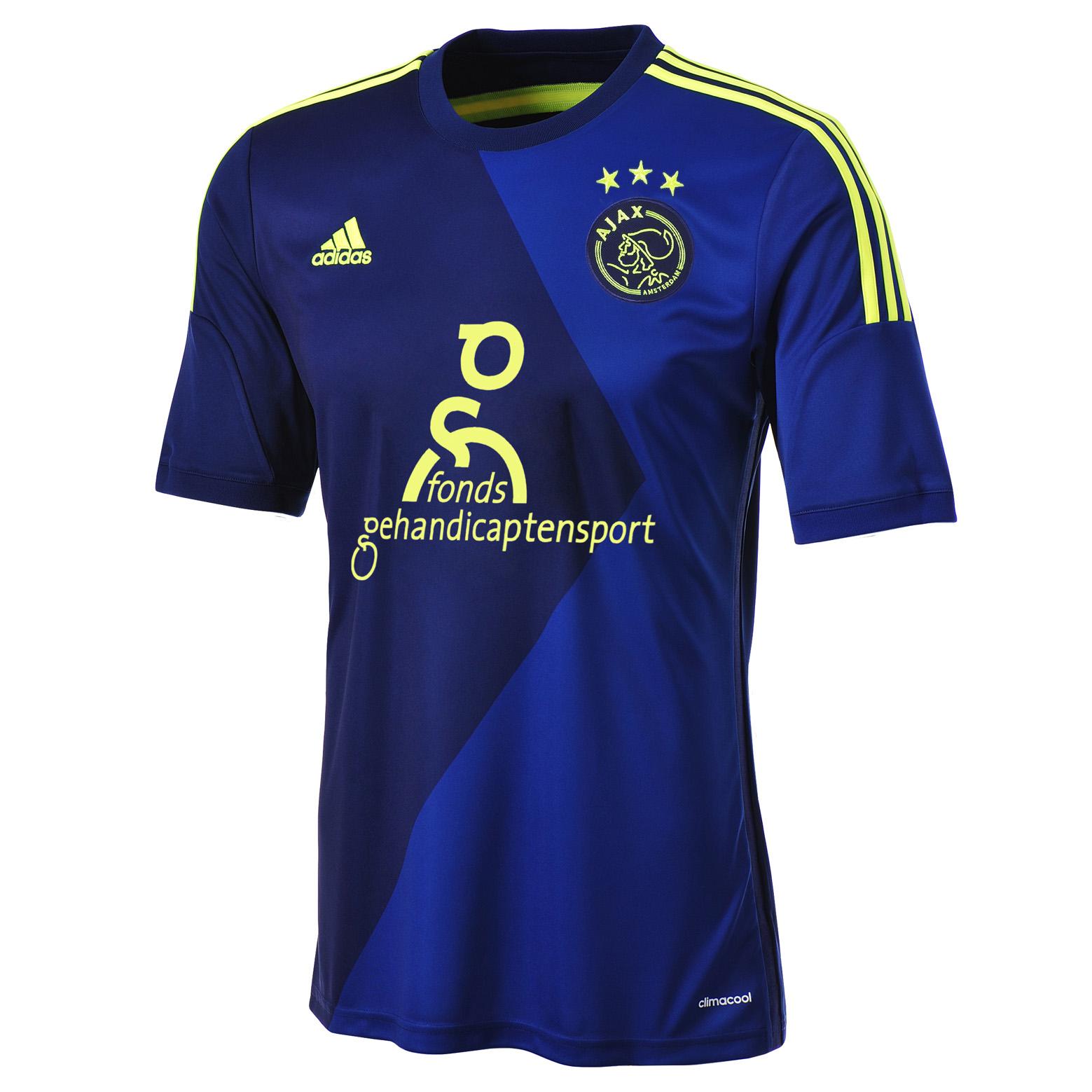 Ajax Away Shirt 201415  Kids